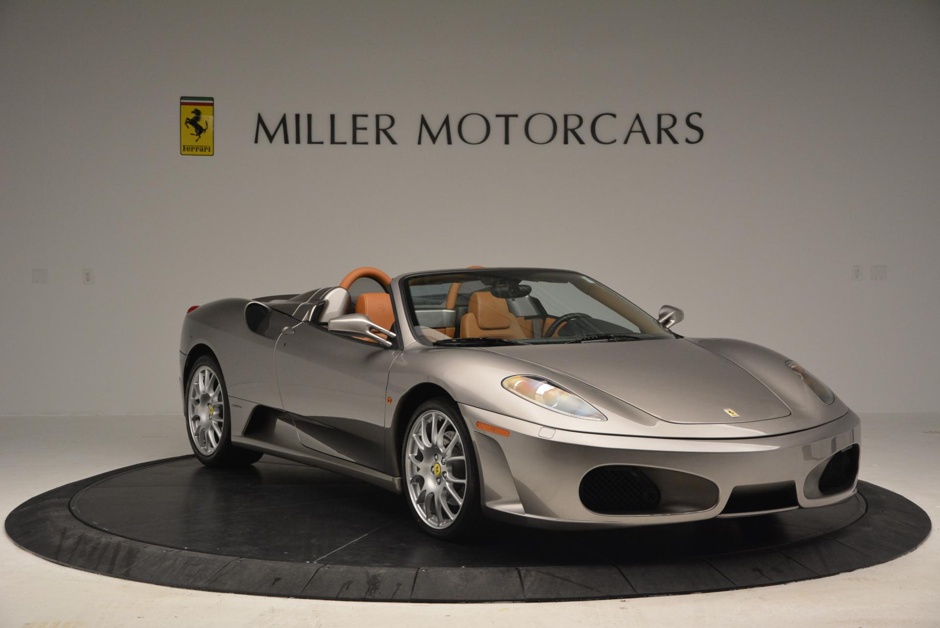 Used 2005 Ferrari F430 Spider 6-Speed Manual For Sale In Greenwich, CT 135_p11