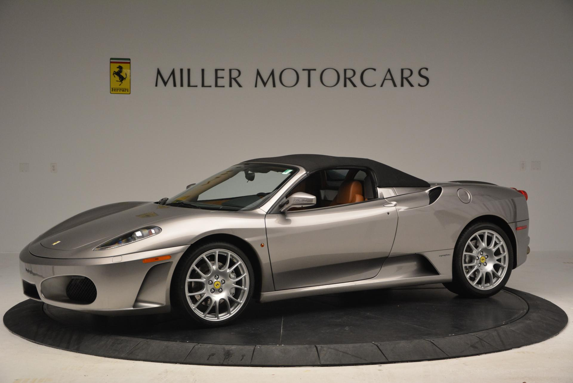 Used 2005 Ferrari F430 Spider 6-Speed Manual For Sale In Greenwich, CT 135_p14
