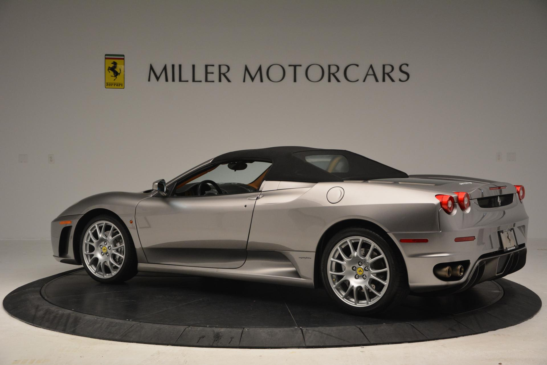 Used 2005 Ferrari F430 Spider 6-Speed Manual For Sale In Greenwich, CT 135_p16