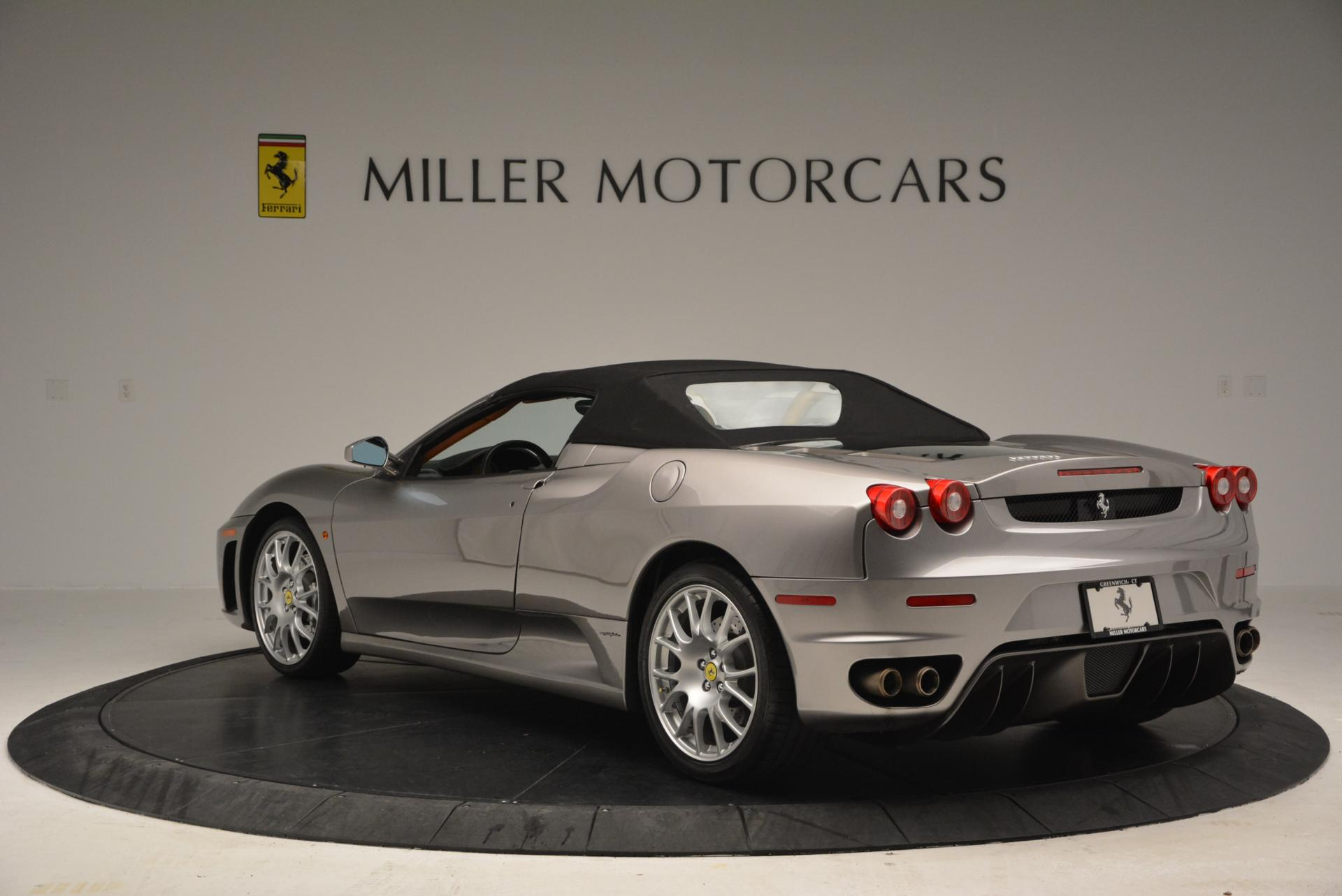 Used 2005 Ferrari F430 Spider 6-Speed Manual For Sale In Greenwich, CT 135_p17