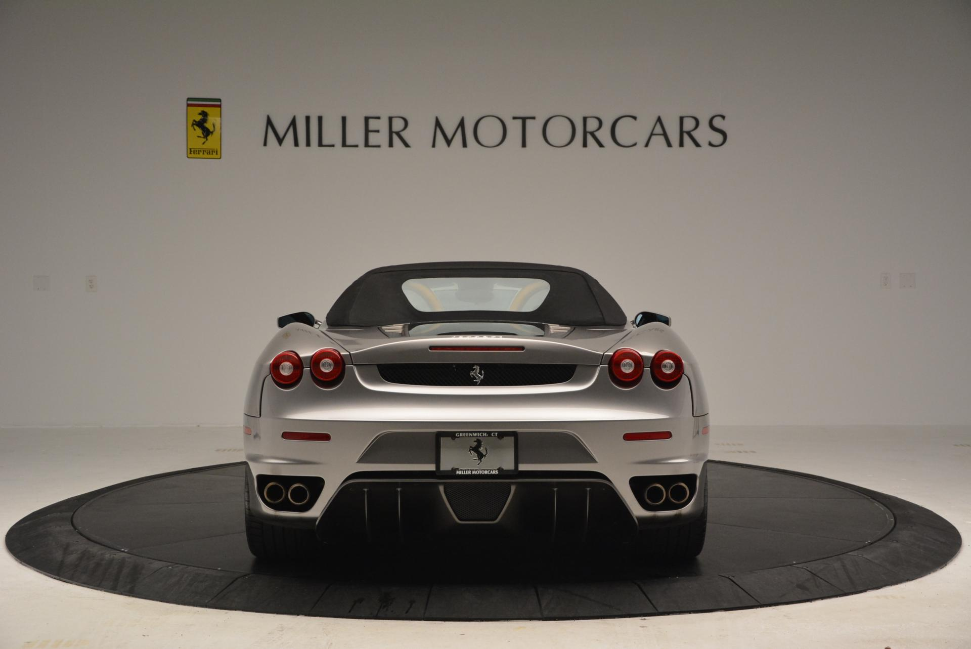 Used 2005 Ferrari F430 Spider 6-Speed Manual For Sale In Greenwich, CT 135_p18