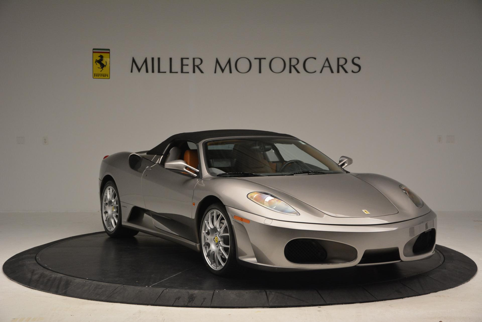 Used 2005 Ferrari F430 Spider 6-Speed Manual For Sale In Greenwich, CT 135_p23