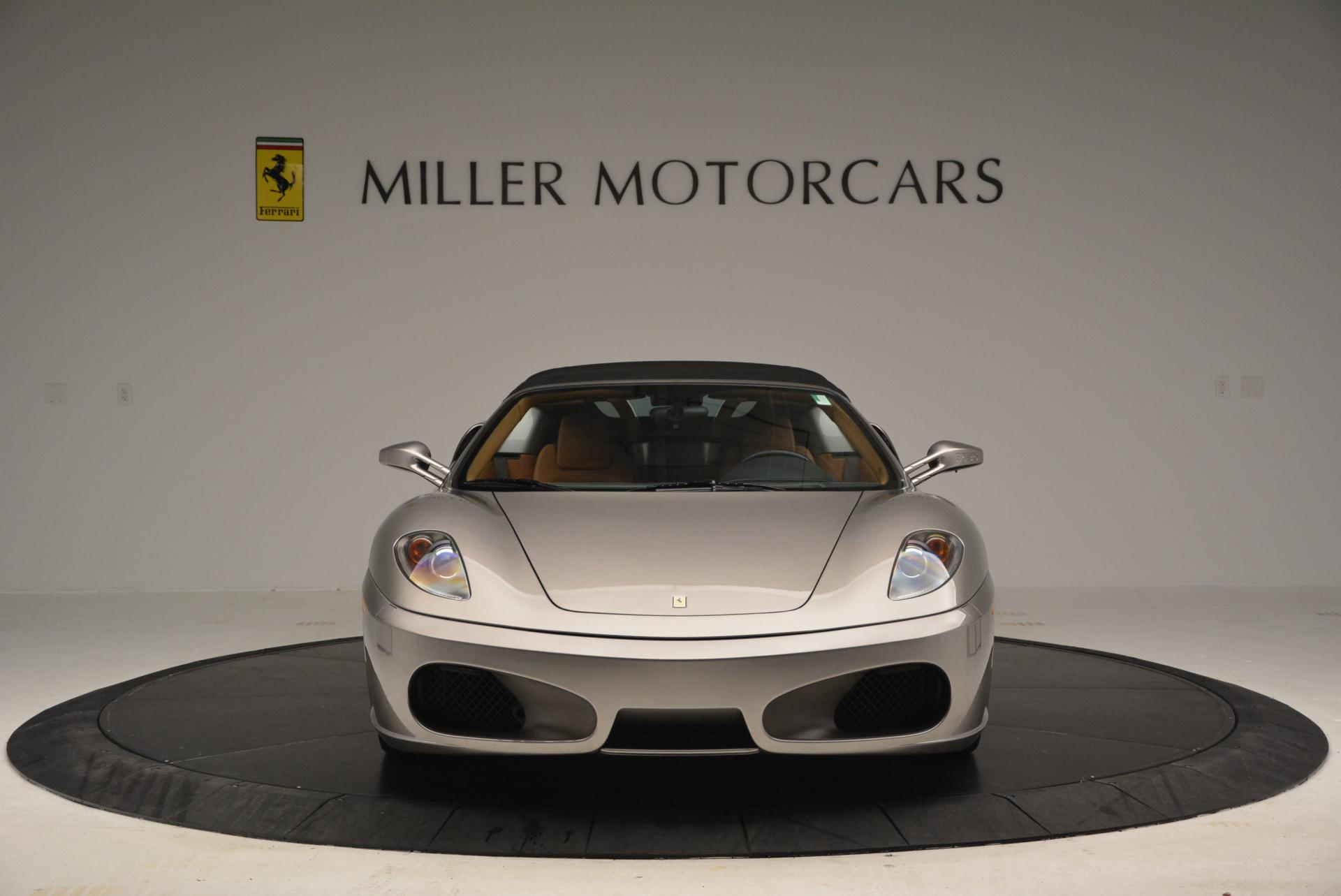 Used 2005 Ferrari F430 Spider 6-Speed Manual For Sale In Greenwich, CT 135_p24