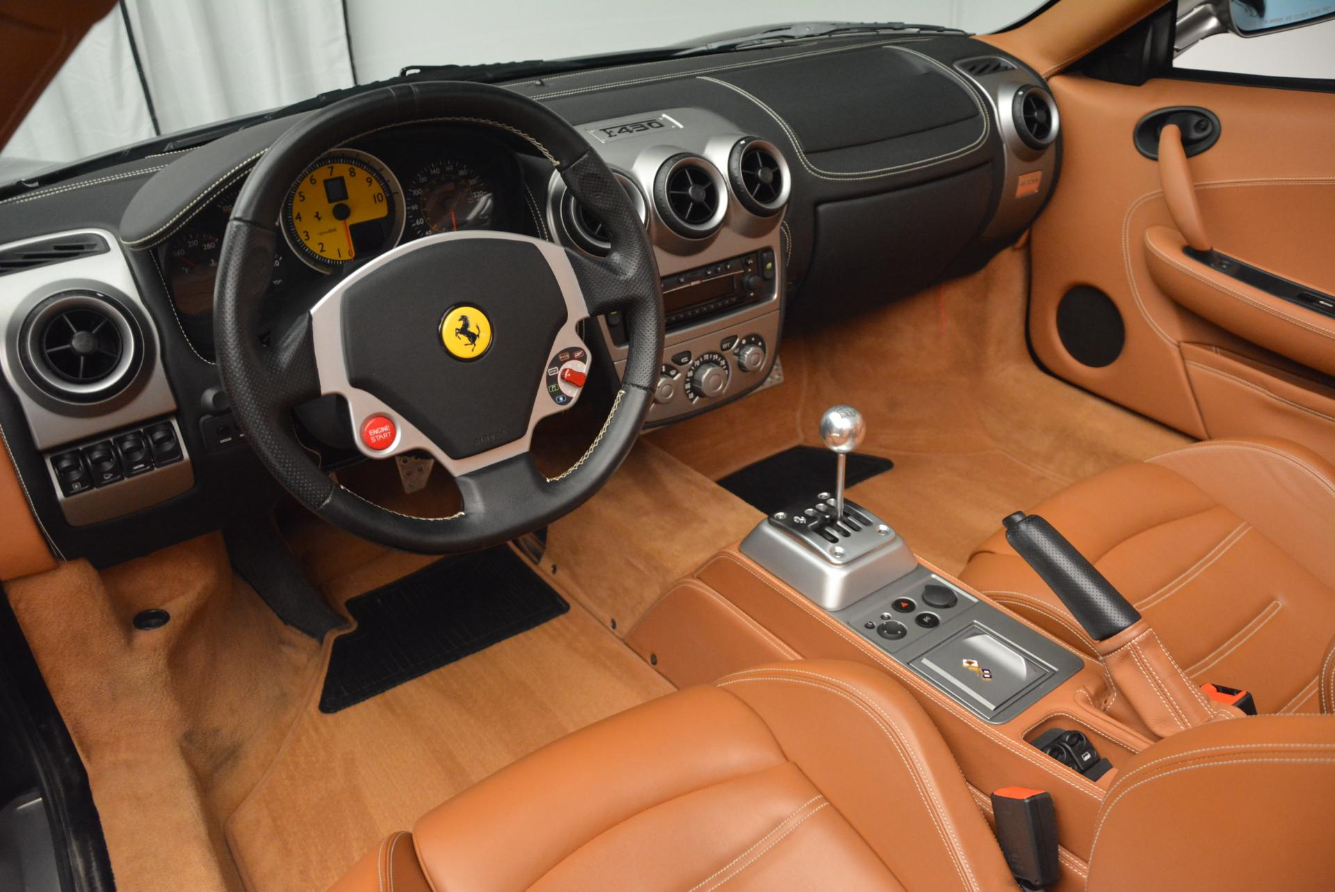 Used 2005 Ferrari F430 Spider 6-Speed Manual For Sale In Greenwich, CT 135_p25