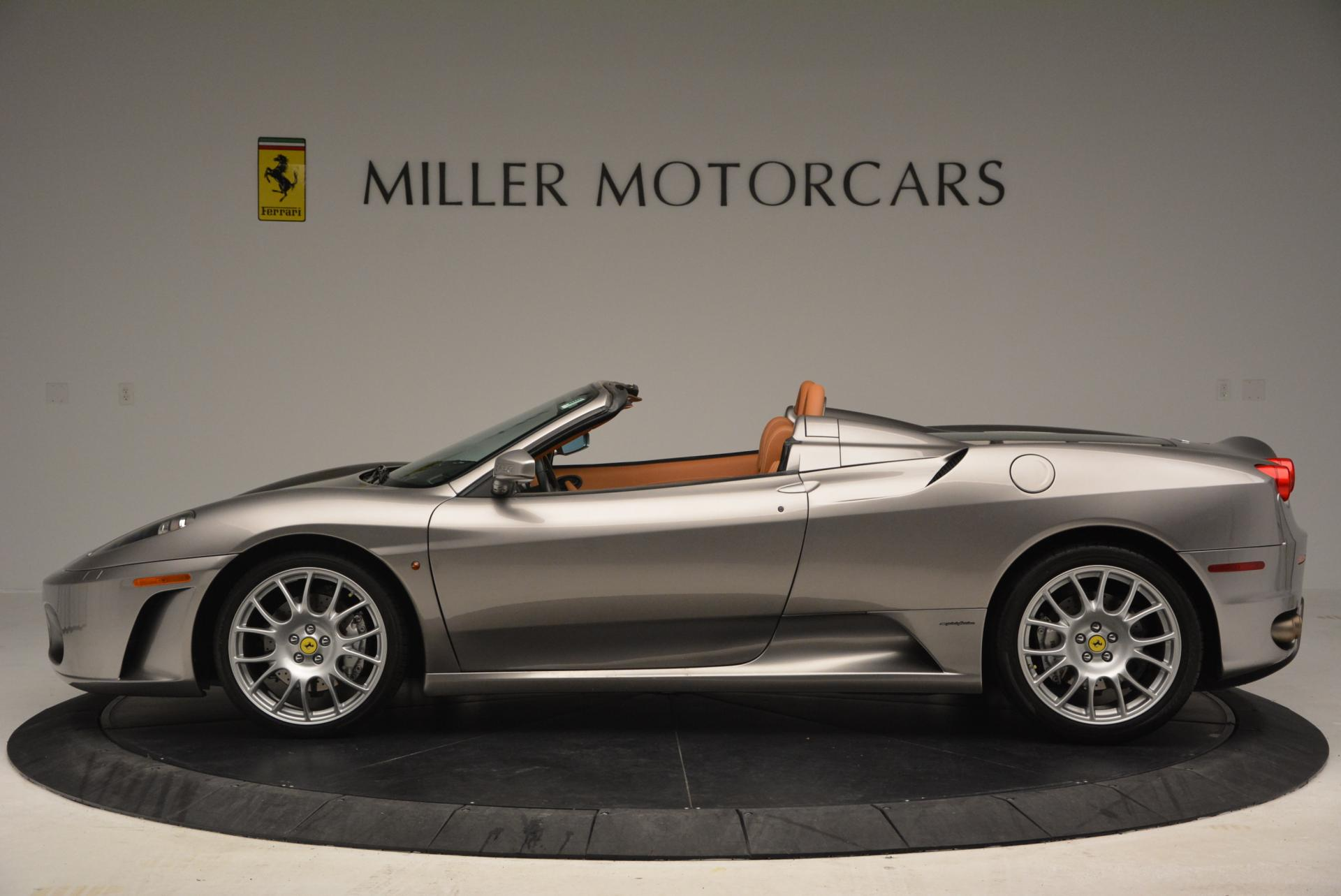 Used 2005 Ferrari F430 Spider 6-Speed Manual For Sale In Greenwich, CT 135_p3