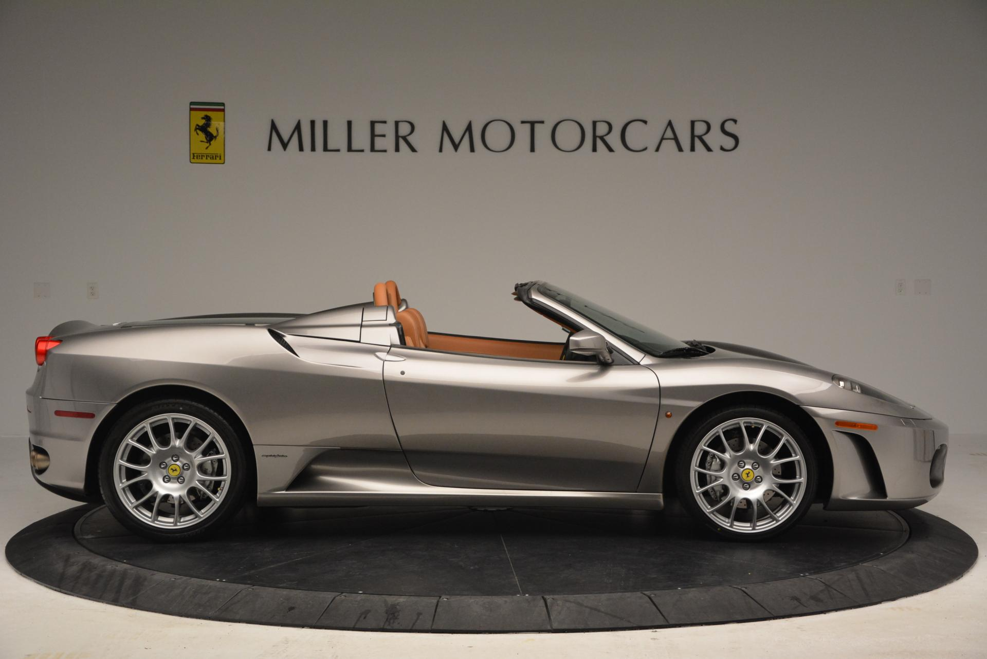 Used 2005 Ferrari F430 Spider 6-Speed Manual For Sale In Greenwich, CT 135_p9