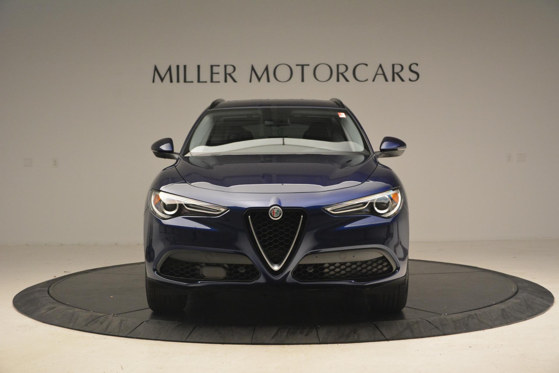 New 2018 Alfa Romeo Stelvio Sport Q4 For Sale In Greenwich, CT 1350_p13