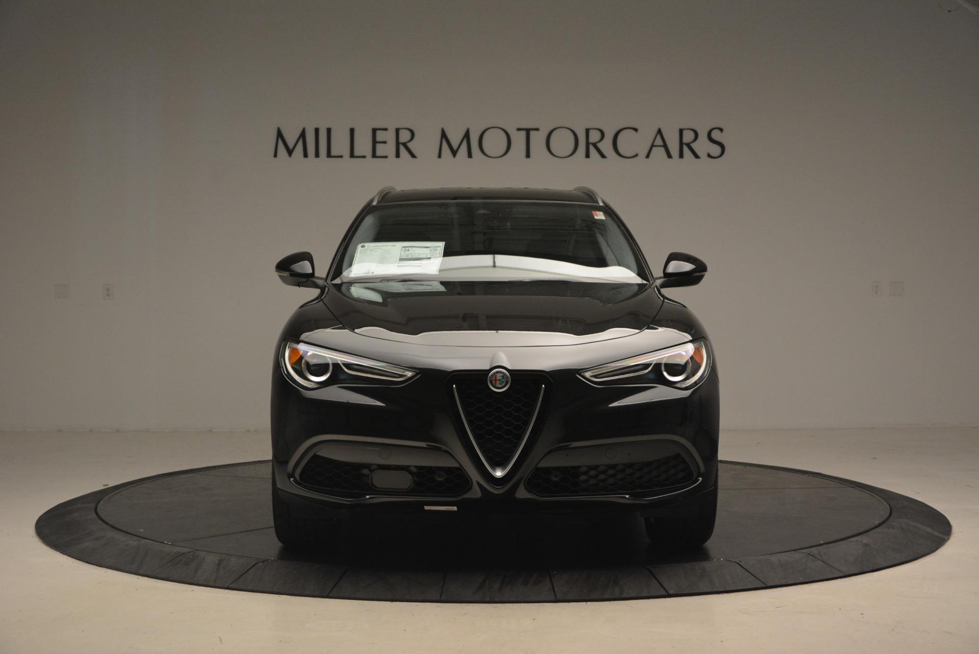 New 2018 Alfa Romeo Stelvio Ti Q4 For Sale In Greenwich, CT 1351_p11