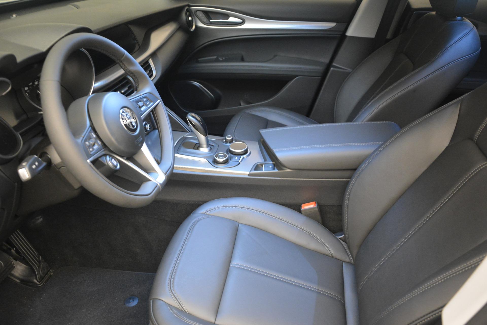 New 2018 Alfa Romeo Stelvio Ti Q4 For Sale In Greenwich, CT 1351_p14