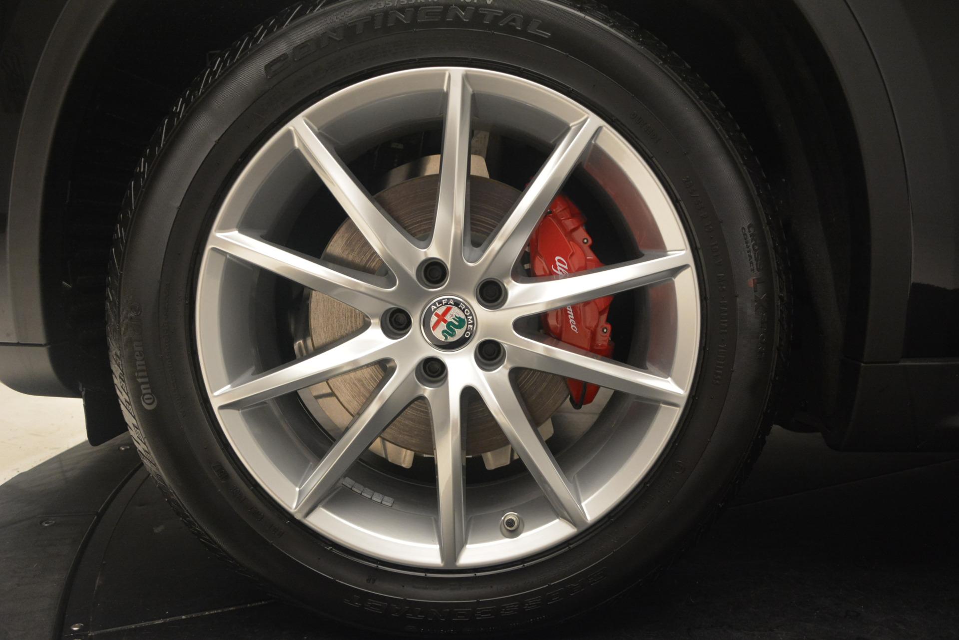New 2018 Alfa Romeo Stelvio Ti Q4 For Sale In Greenwich, CT 1351_p26