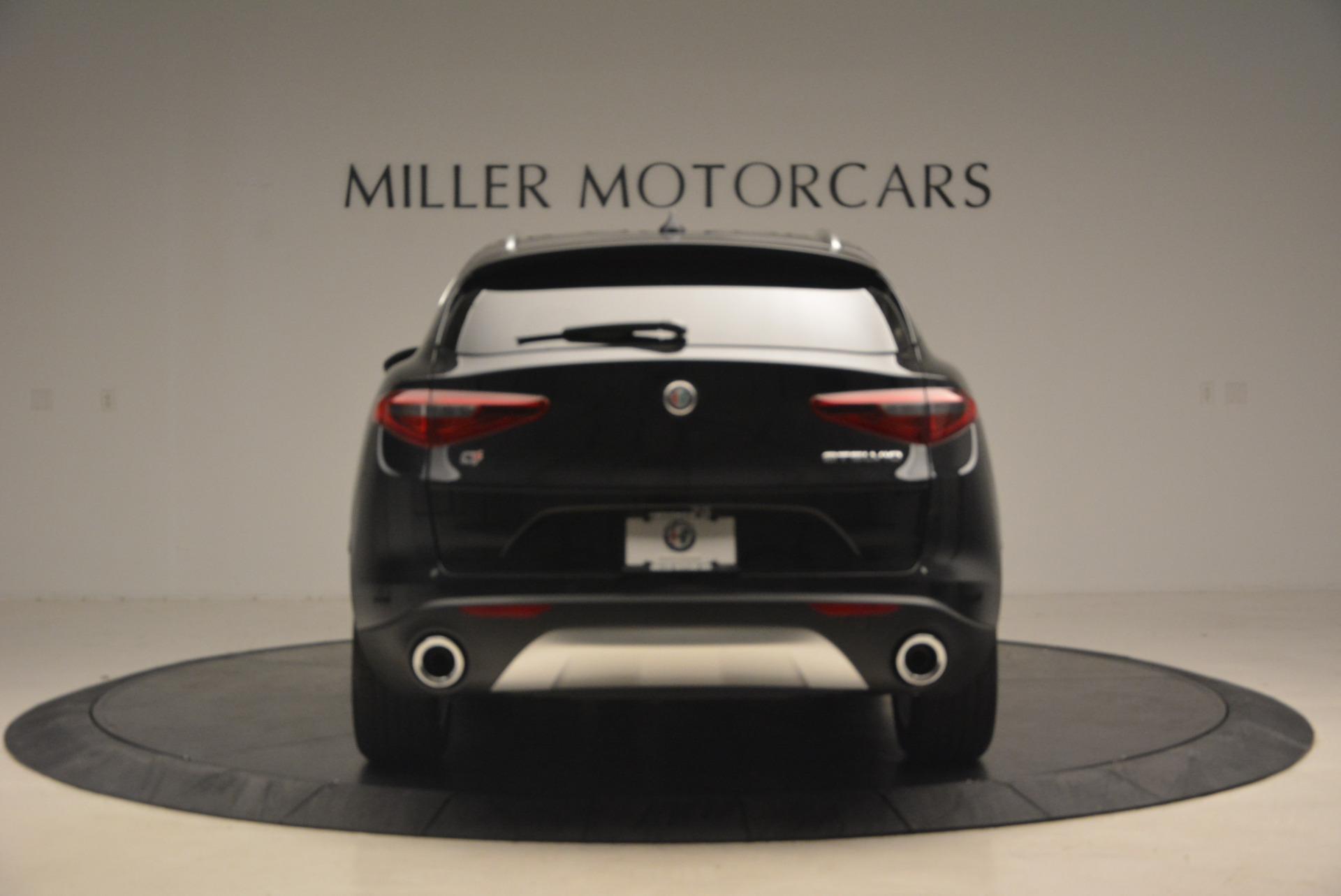 New 2018 Alfa Romeo Stelvio Ti Q4 For Sale In Greenwich, CT 1351_p5