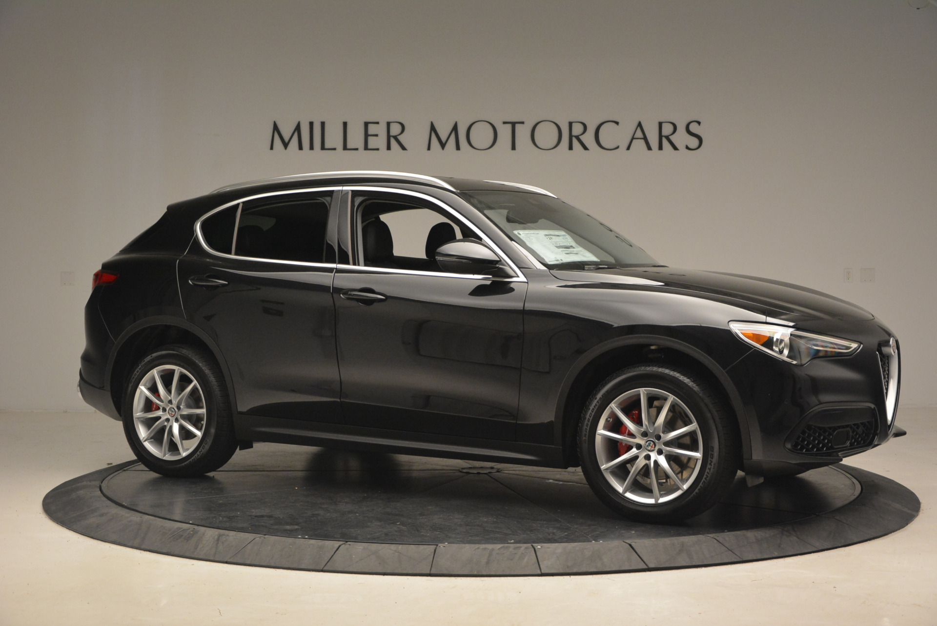 New 2018 Alfa Romeo Stelvio Ti Q4 For Sale In Greenwich, CT 1352_p10