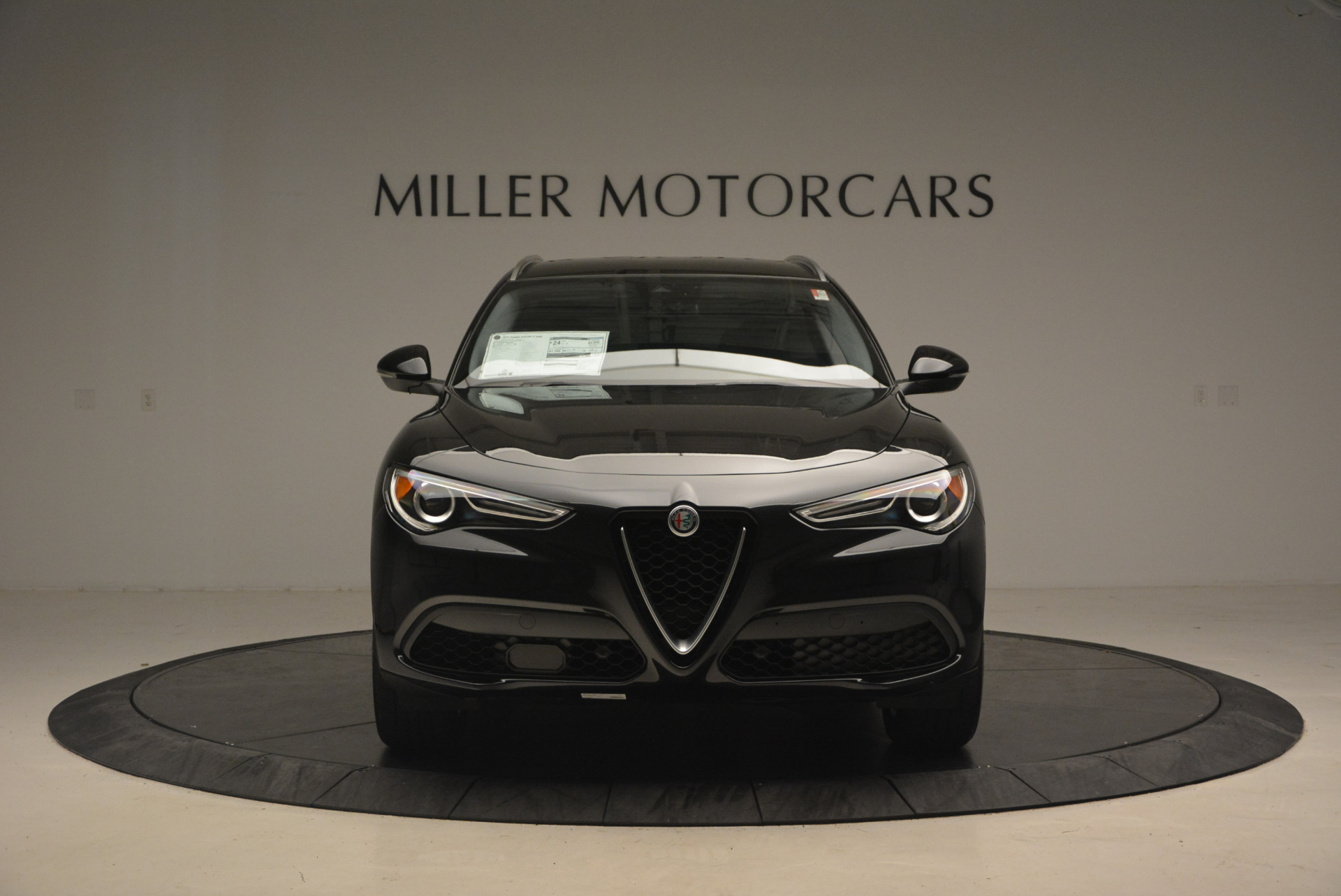 New 2018 Alfa Romeo Stelvio Ti Q4 For Sale In Greenwich, CT 1352_p12