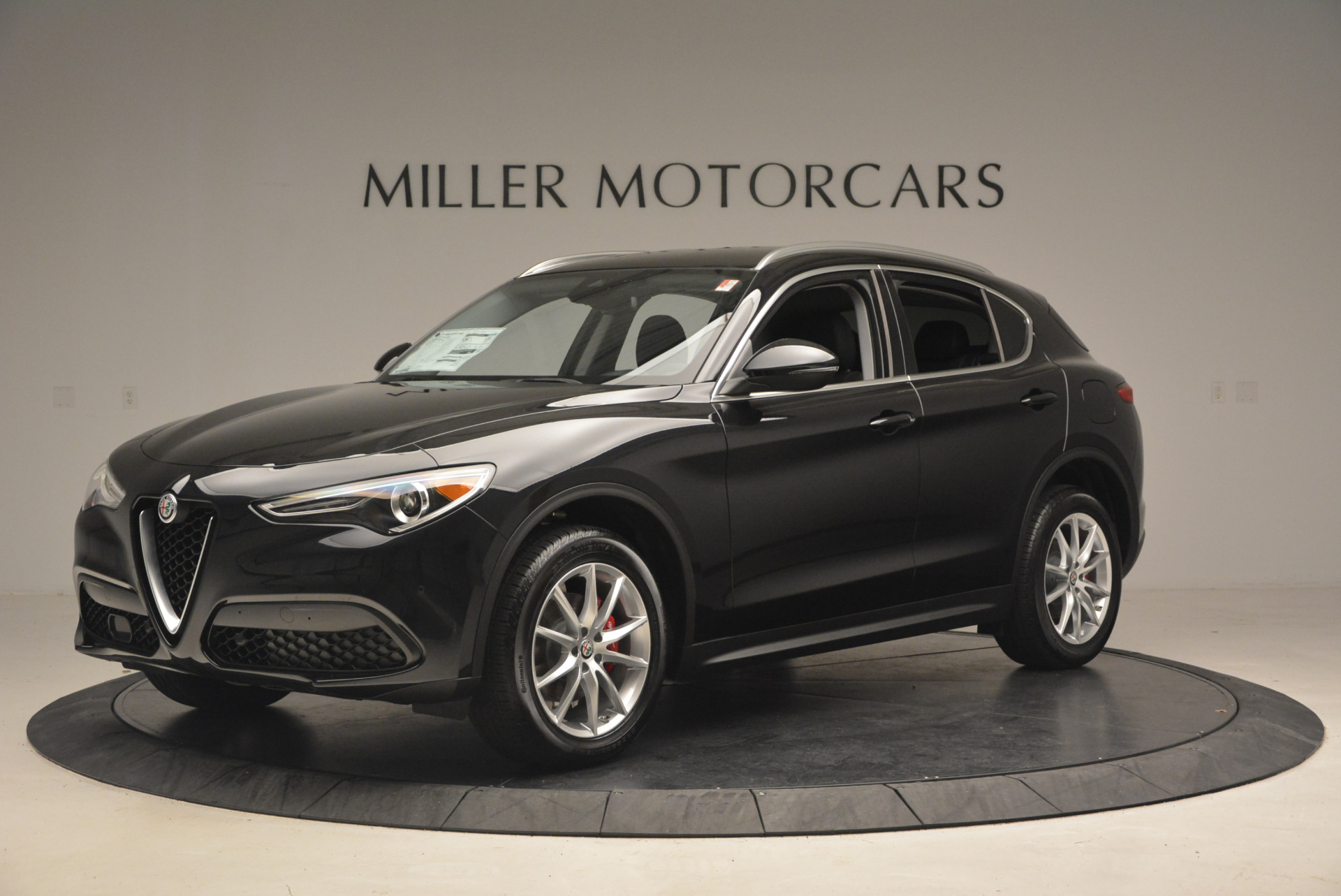 New 2018 Alfa Romeo Stelvio Ti Q4 For Sale In Greenwich, CT 1352_p2