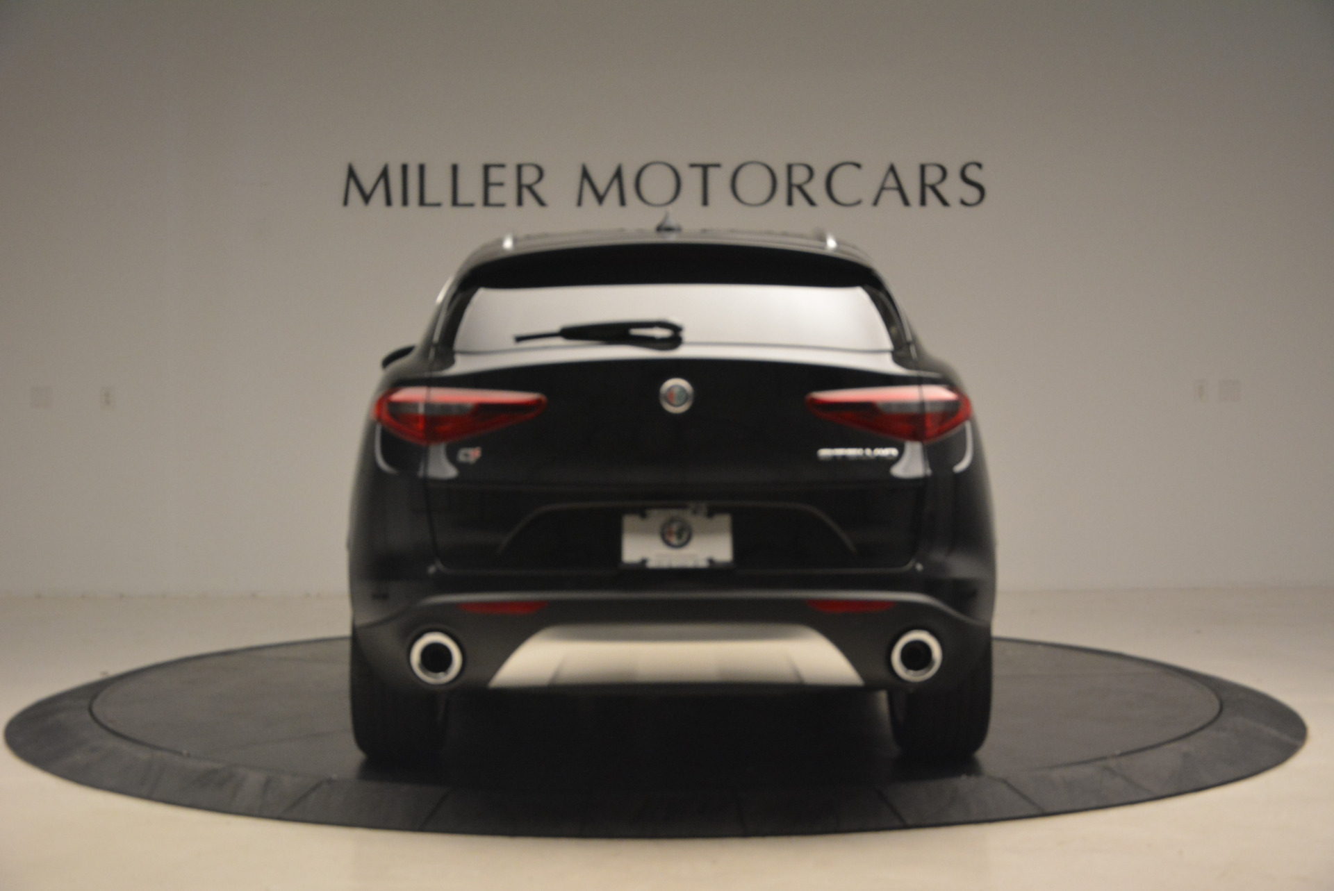 New 2018 Alfa Romeo Stelvio Ti Q4 For Sale In Greenwich, CT 1352_p6