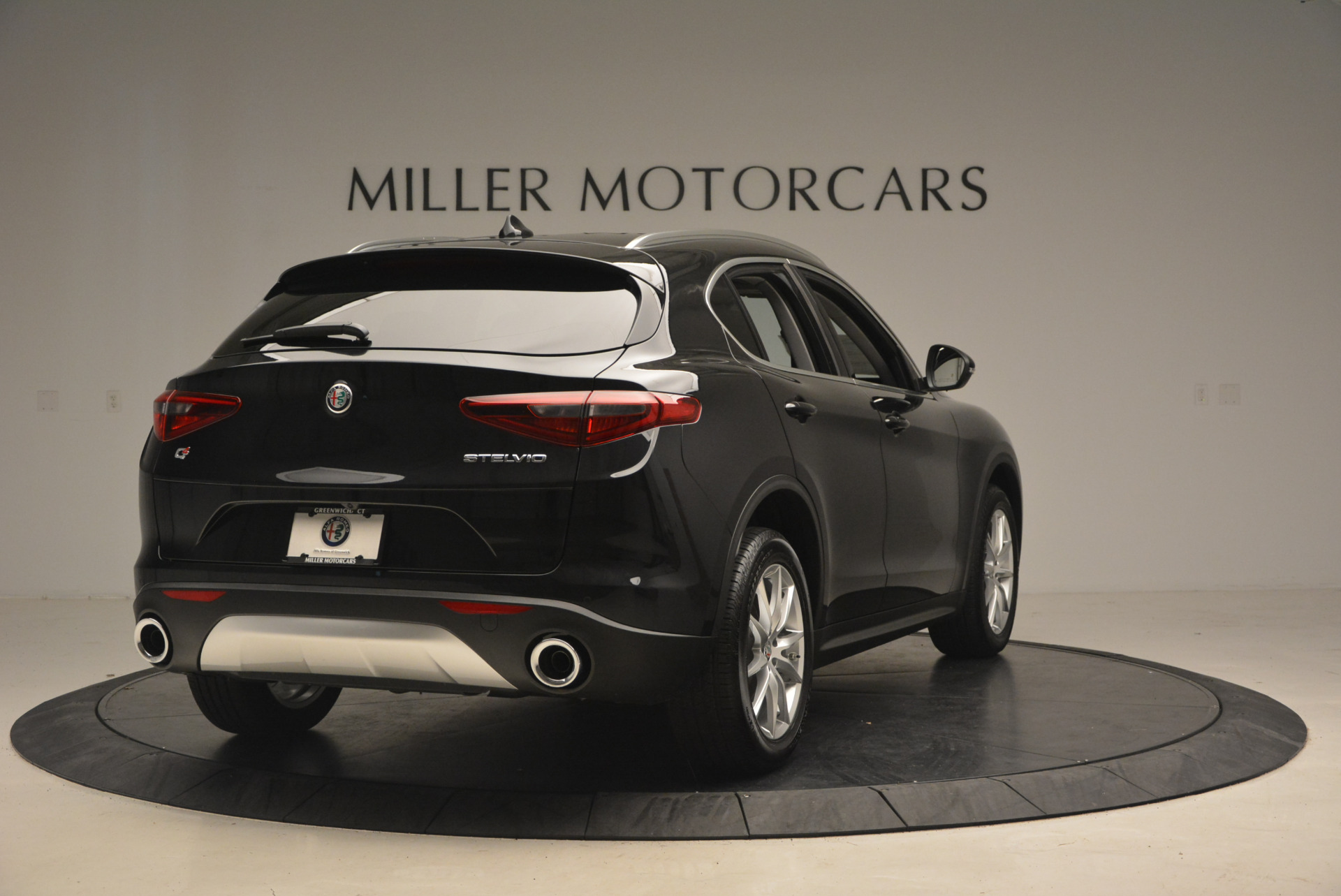 New 2018 Alfa Romeo Stelvio Ti Q4 For Sale In Greenwich, CT 1352_p7
