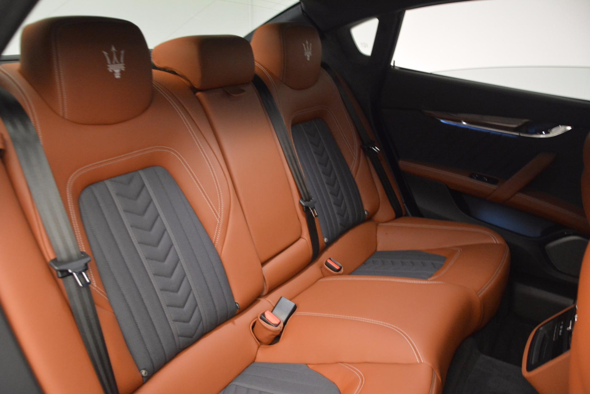 New 2017 Maserati Quattroporte S Q4 GranLusso For Sale In Greenwich, CT 1354_p20