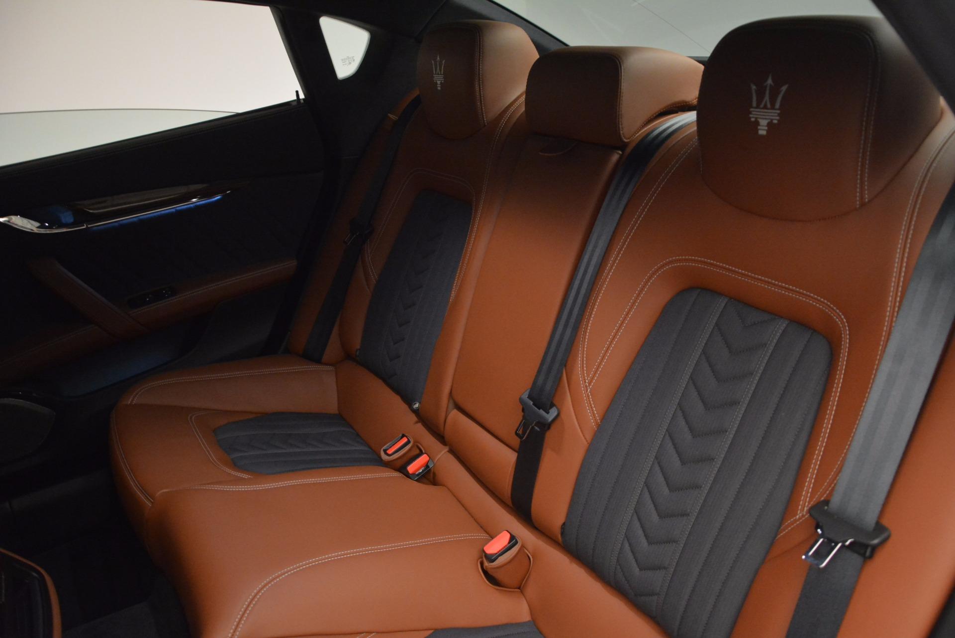 New 2017 Maserati Quattroporte S Q4 GranLusso For Sale In Greenwich, CT 1354_p25