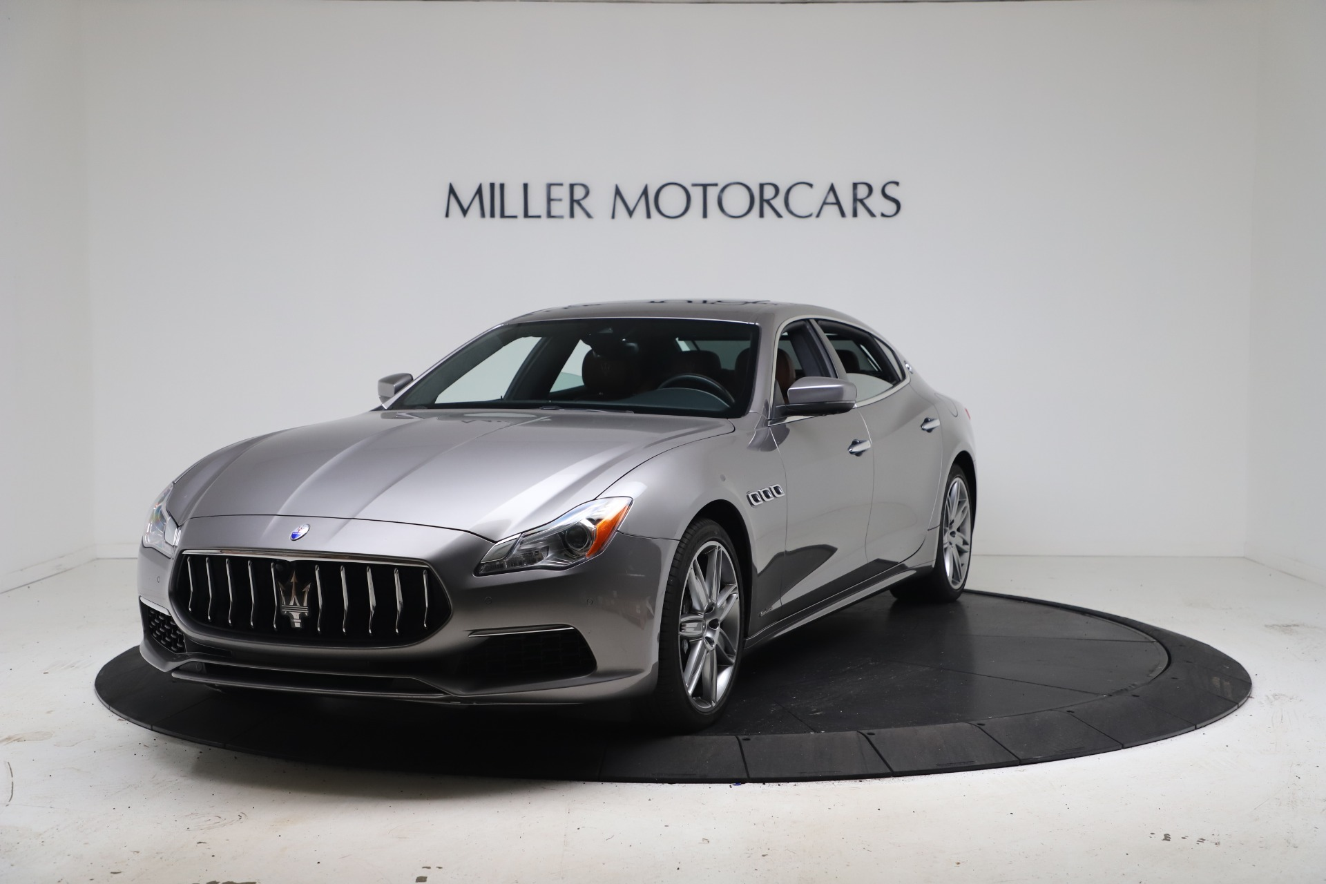 New 2017 Maserati Quattroporte SQ4 GranLusso/ Zegna For Sale In Greenwich, CT 1355_main