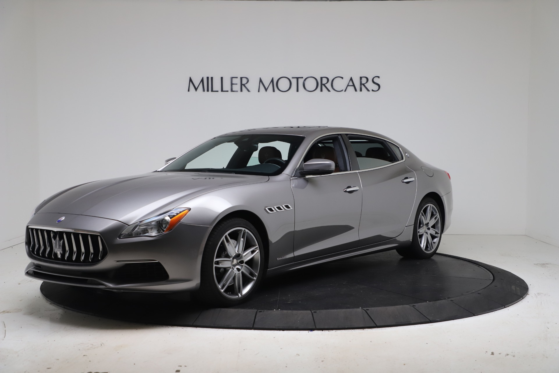 New 2017 Maserati Quattroporte SQ4 GranLusso/ Zegna For Sale In Greenwich, CT 1355_p2