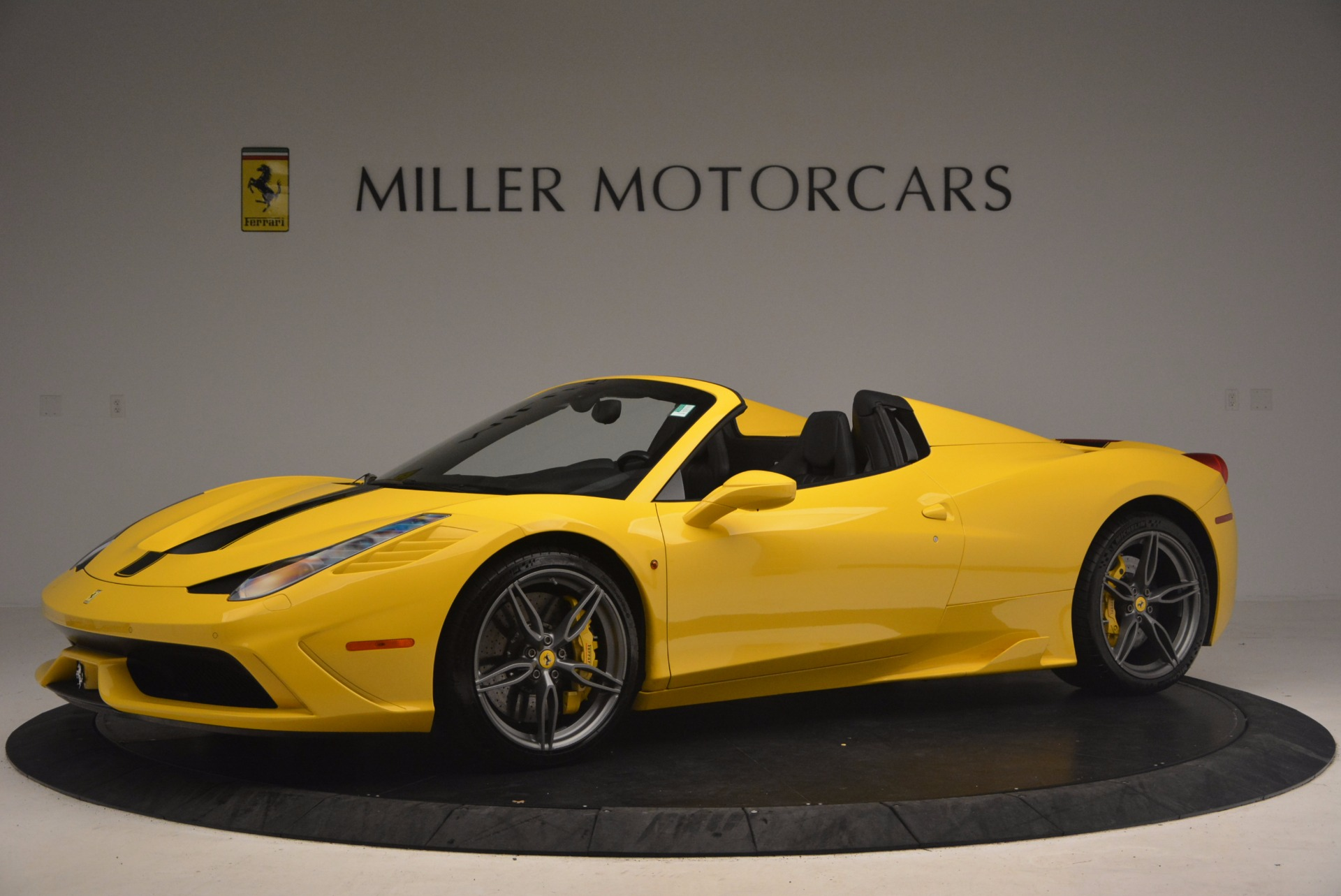 Used 2015 Ferrari 458 Speciale Aperta  For Sale In Greenwich, CT 1360_p2