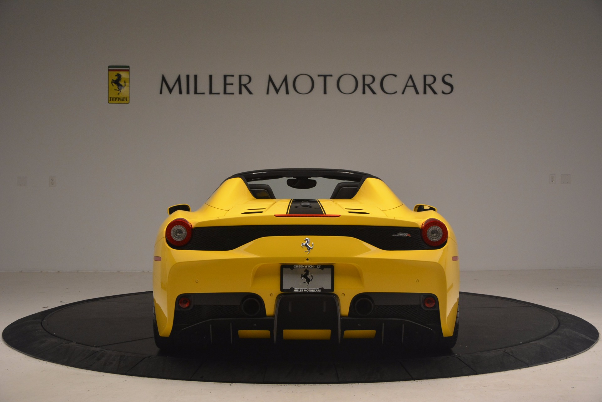 Used 2015 Ferrari 458 Speciale Aperta  For Sale In Greenwich, CT 1360_p6