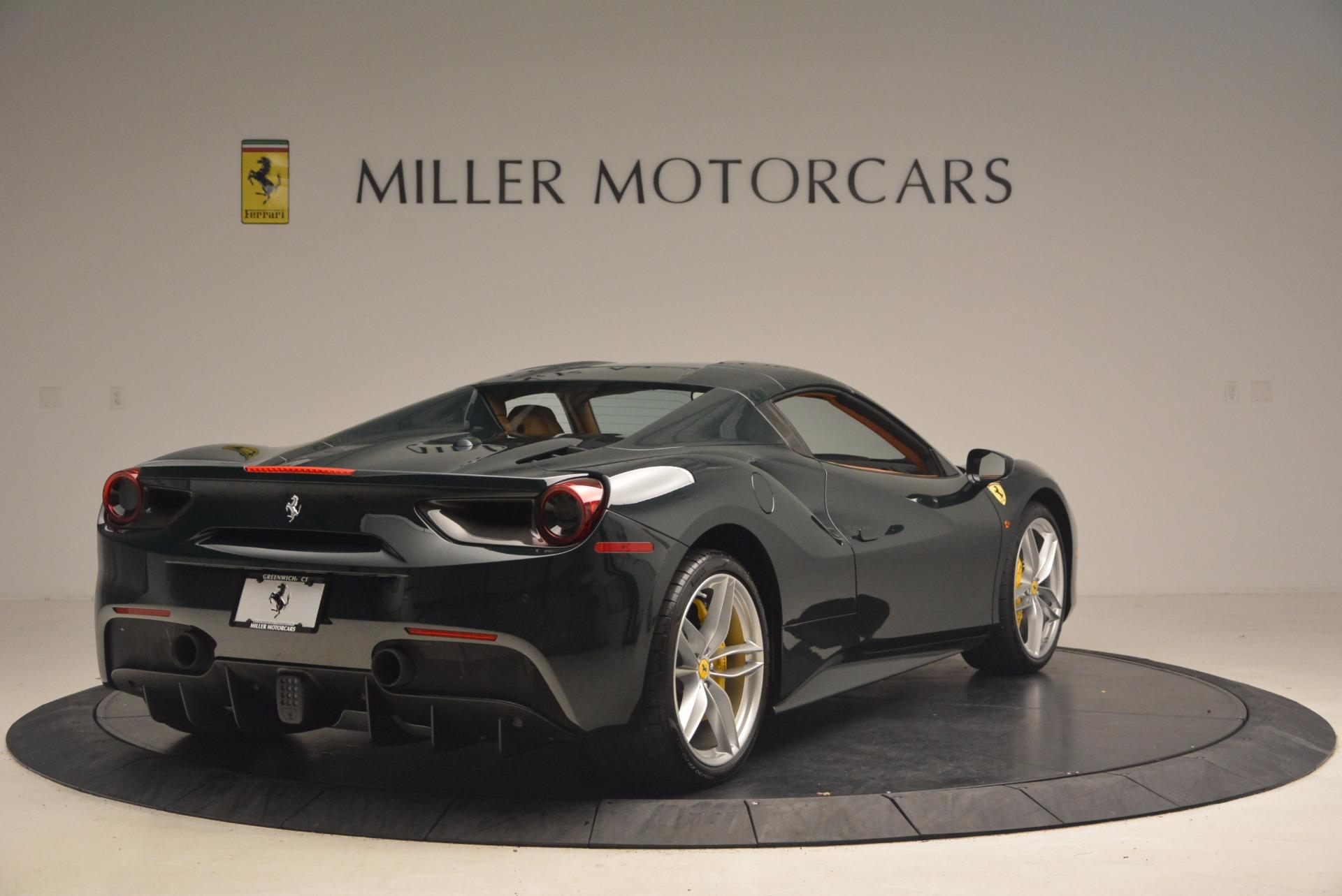 Used 2016 Ferrari 488 Spider  For Sale In Greenwich, CT 1361_p19