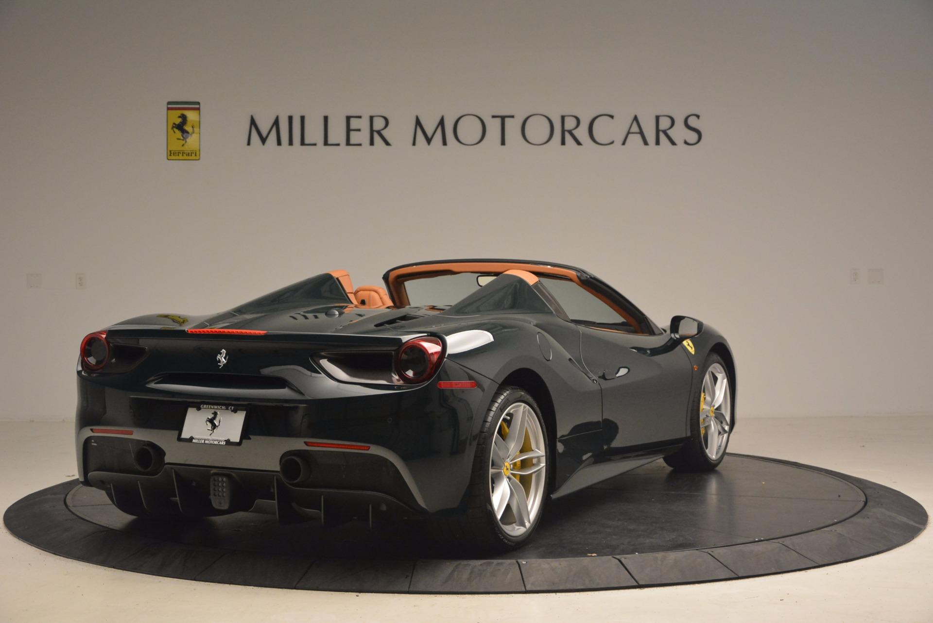 Used 2016 Ferrari 488 Spider  For Sale In Greenwich, CT 1361_p7