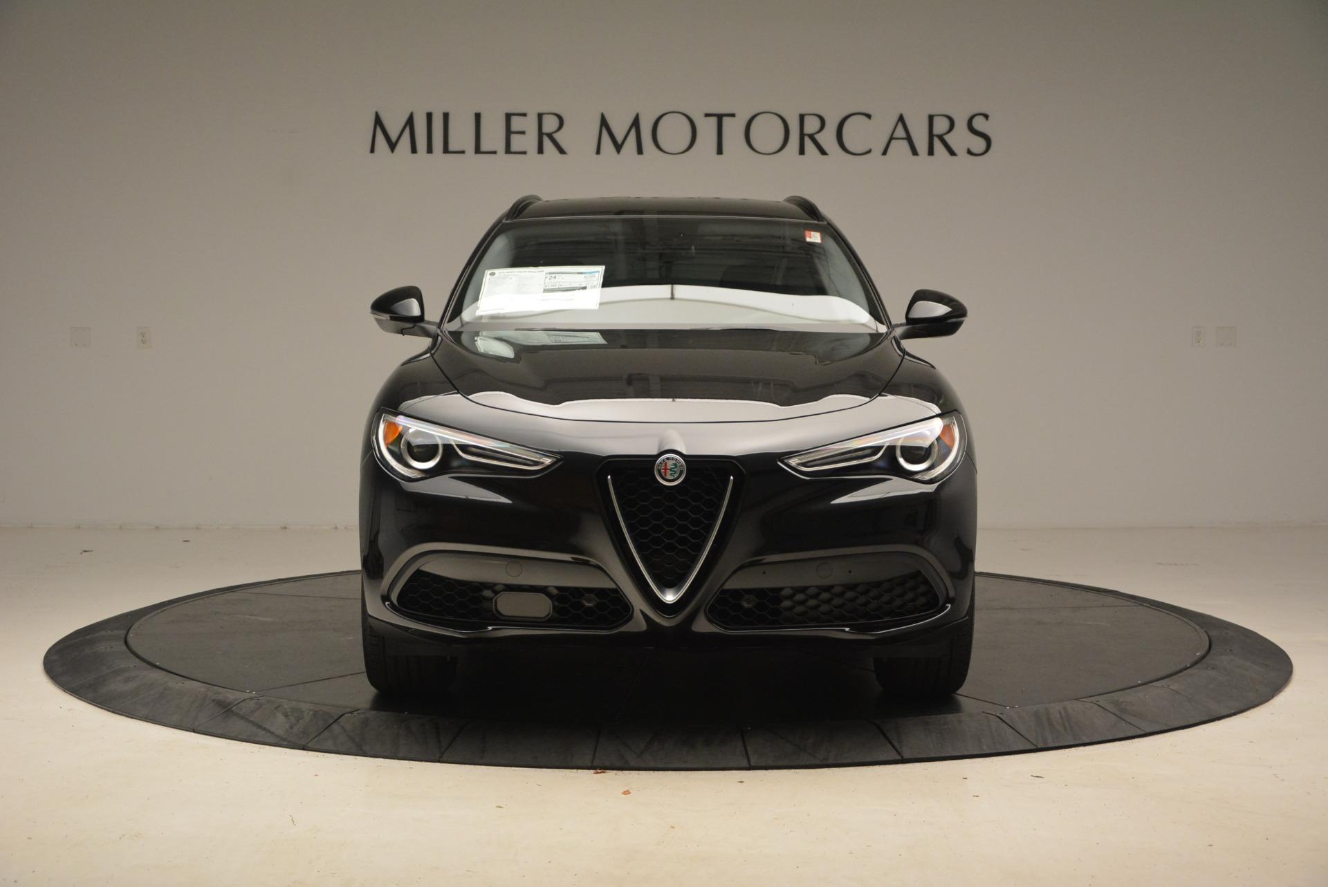 New 2018 Alfa Romeo Stelvio Sport Q4 For Sale In Greenwich, CT 1369_p12