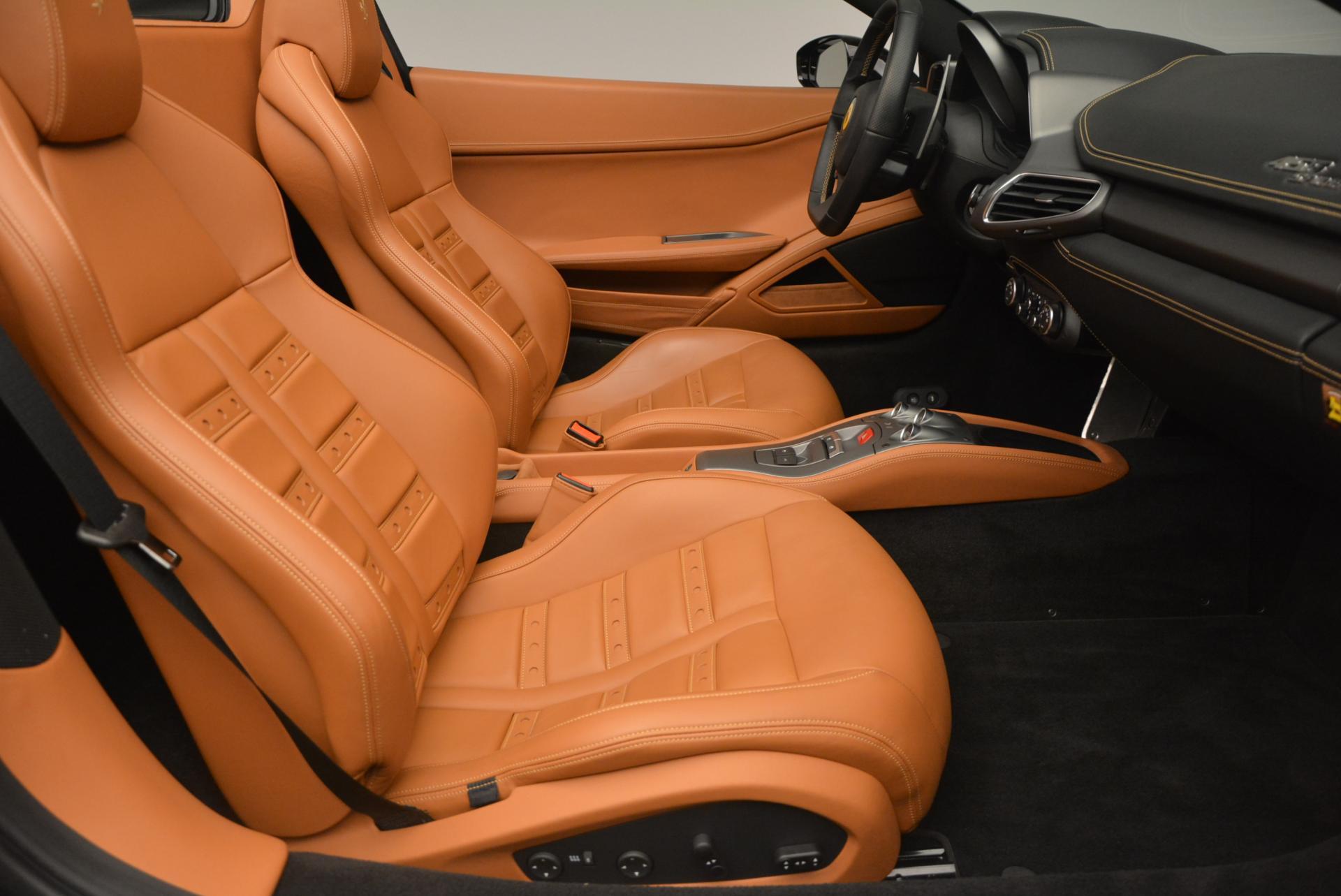 Used 2015 Ferrari 458 Spider  For Sale In Greenwich, CT 137_p30