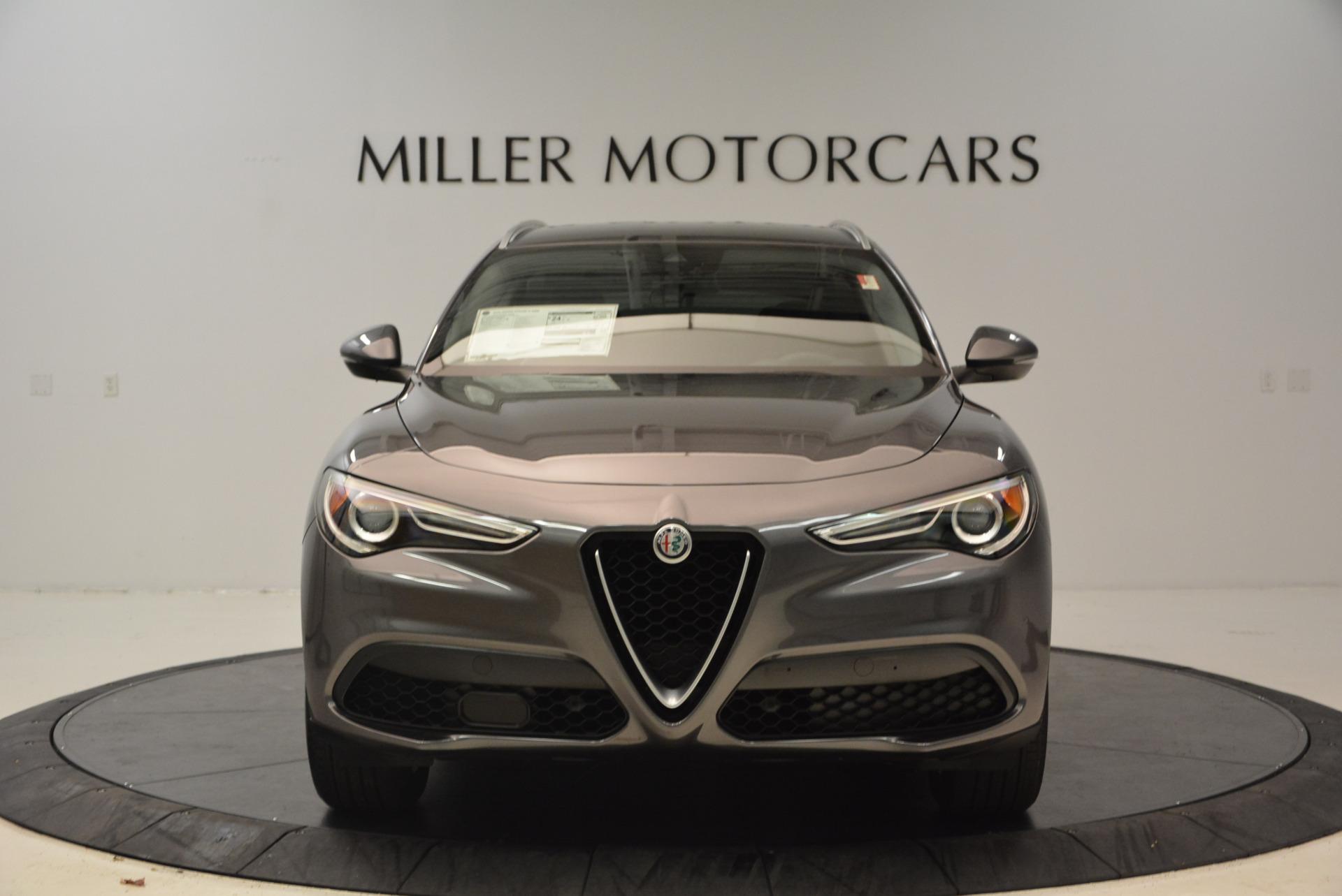 New 2018 Alfa Romeo Stelvio Ti Q4 For Sale In Greenwich, CT 1371_p12