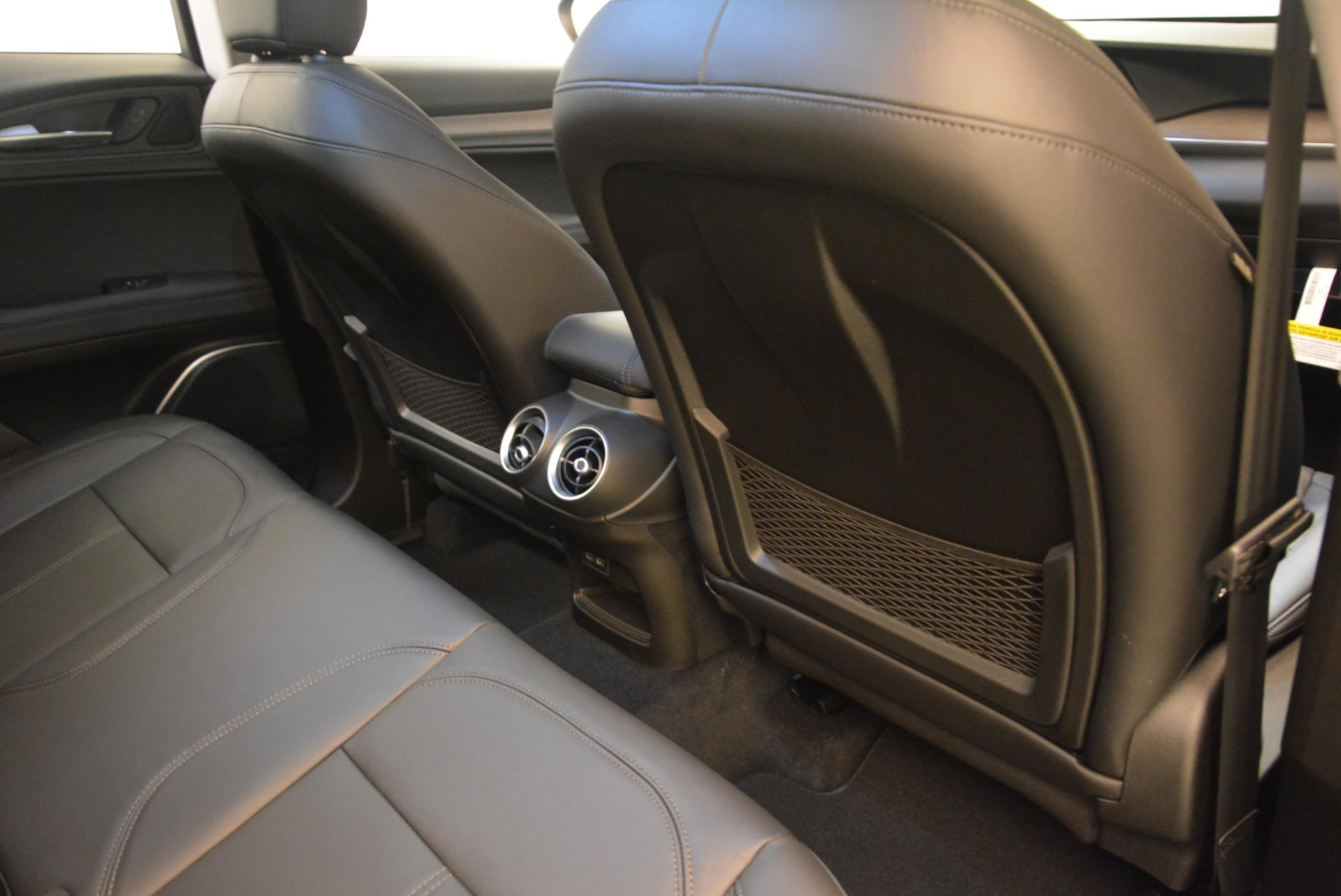 New 2018 Alfa Romeo Stelvio Ti Q4 For Sale In Greenwich, CT 1371_p22