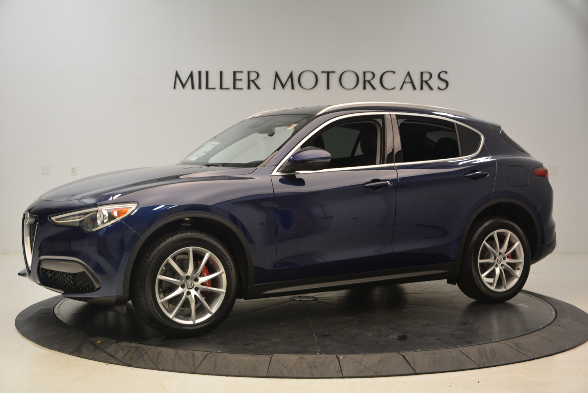New 2018 Alfa Romeo Stelvio Ti Q4 For Sale In Greenwich, CT 1373_p2