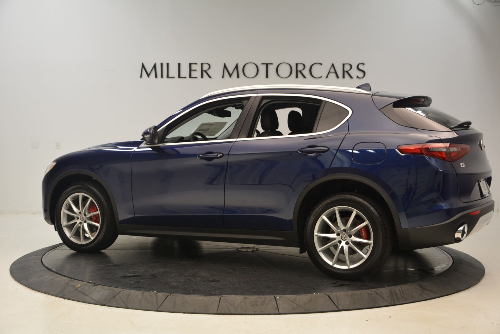 New 2018 Alfa Romeo Stelvio Ti Q4 For Sale In Greenwich, CT 1373_p4