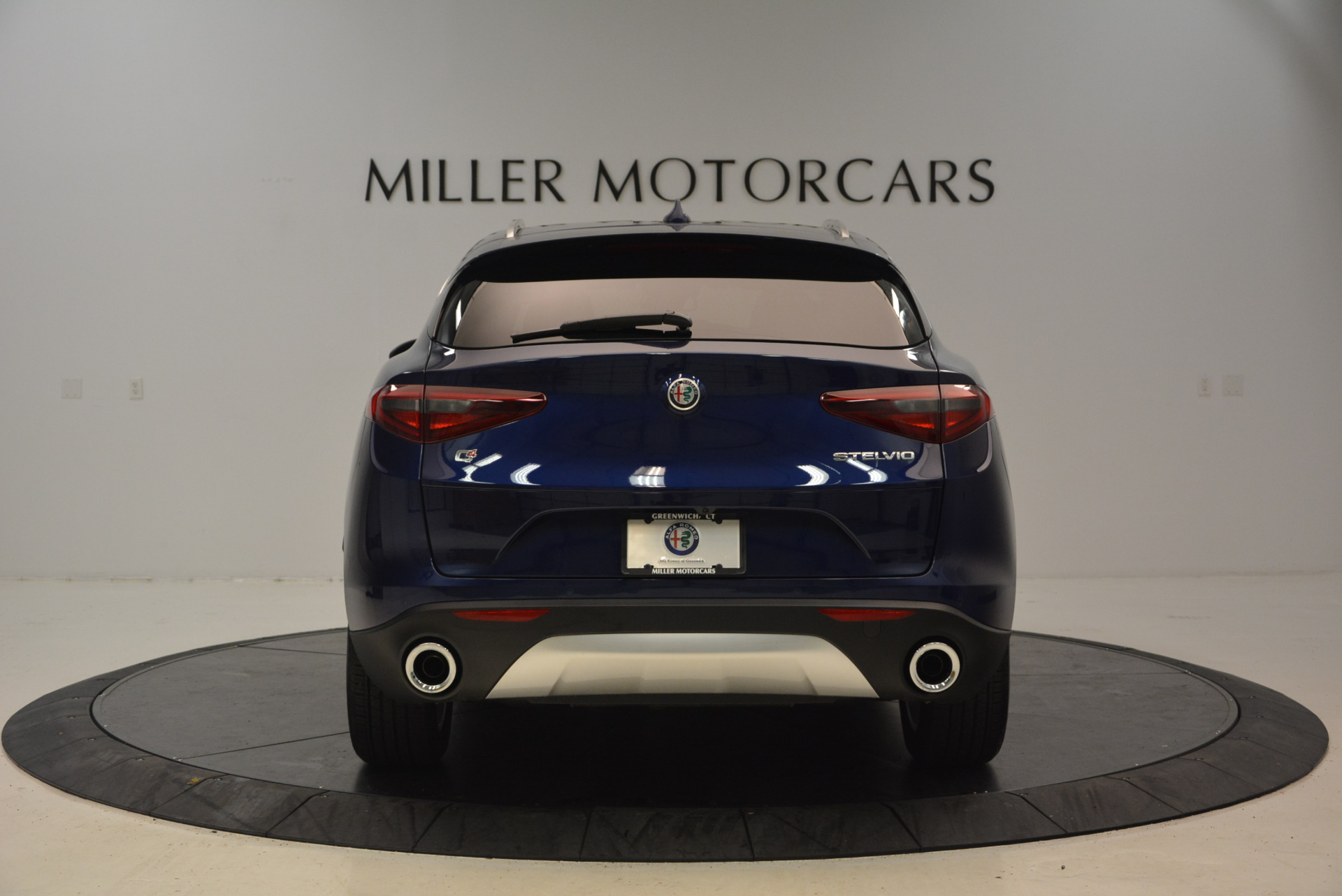 New 2018 Alfa Romeo Stelvio Ti Q4 For Sale In Greenwich, CT 1373_p6
