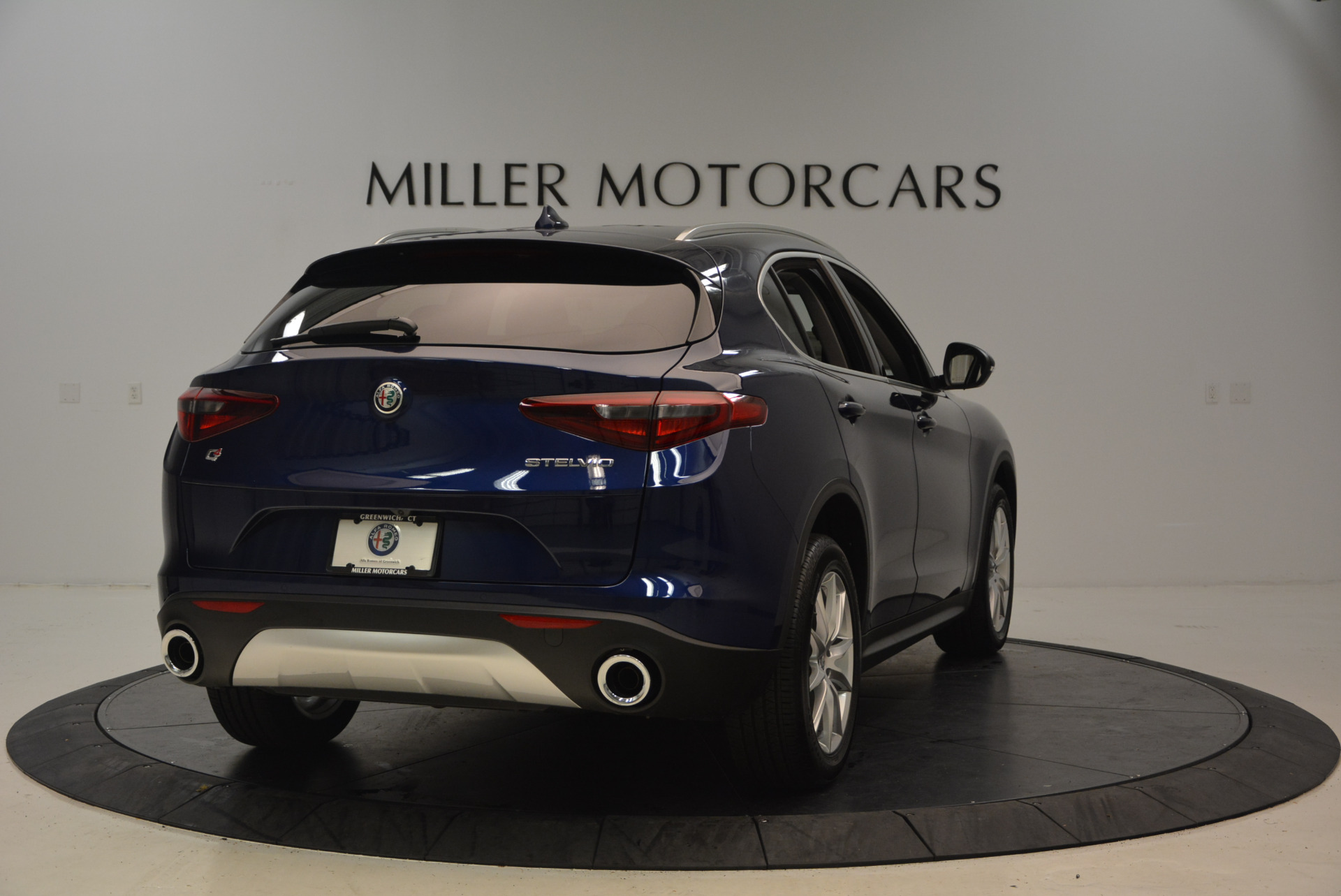 New 2018 Alfa Romeo Stelvio Ti Q4 For Sale In Greenwich, CT 1373_p7
