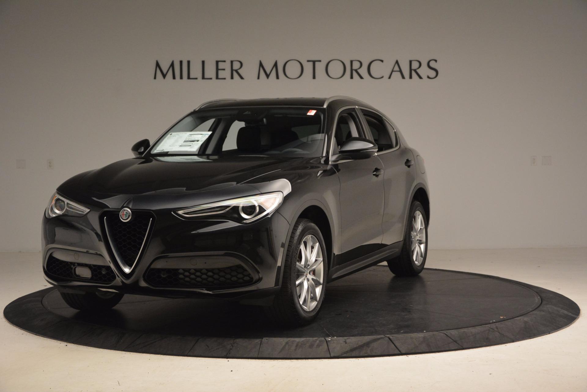 Used 2018 Alfa Romeo Stelvio Ti Q4 For Sale In Greenwich, CT 1374_main