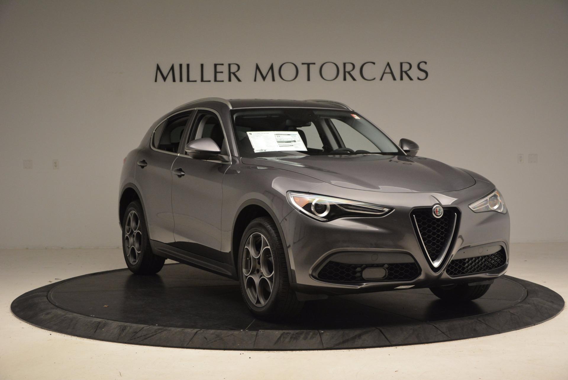 New 2018 Alfa Romeo Stelvio Q4 For Sale In Greenwich, CT 1376_p11
