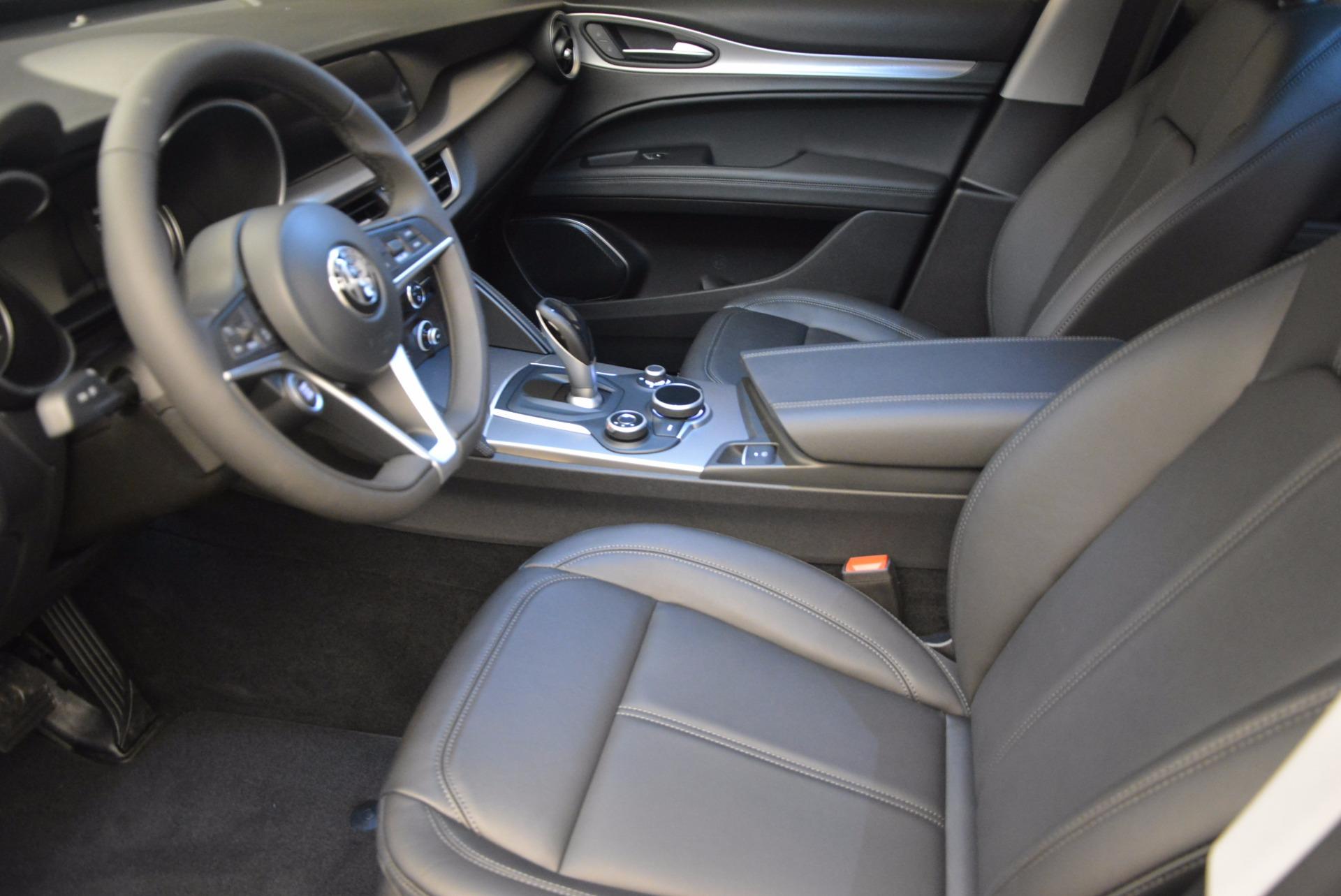 New 2018 Alfa Romeo Stelvio Q4 For Sale In Greenwich, CT 1376_p14