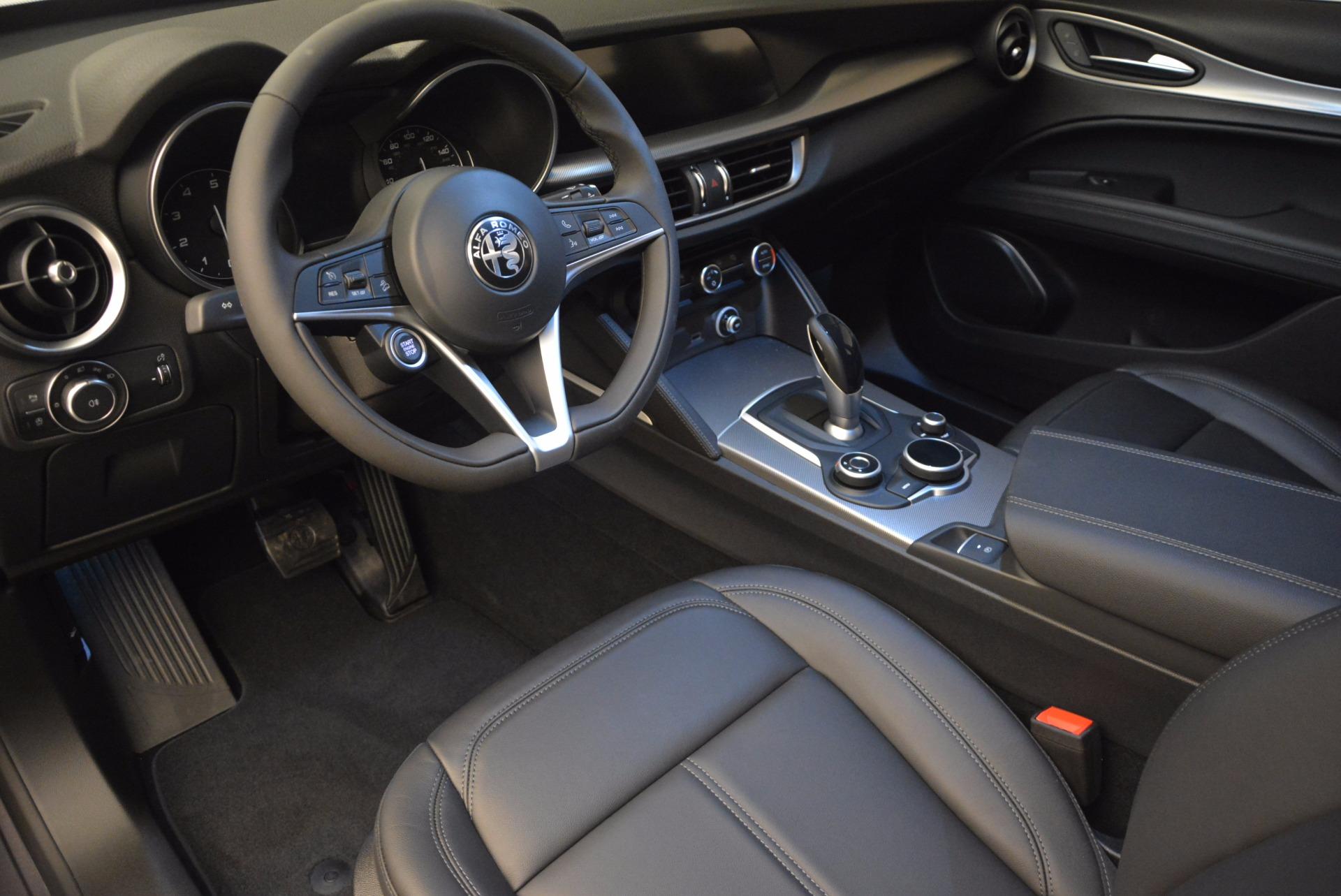 New 2018 Alfa Romeo Stelvio Q4 For Sale In Greenwich, CT 1376_p15