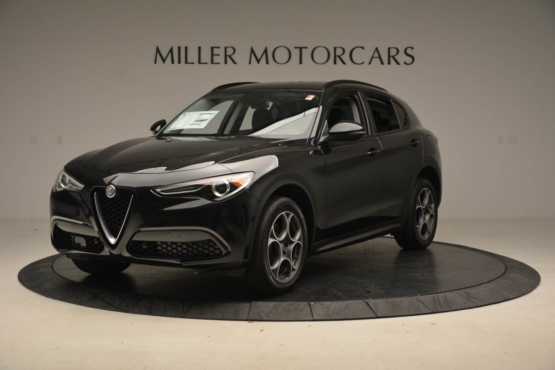 New 2018 Alfa Romeo Stelvio Sport Q4 For Sale In Greenwich, CT 1377_main