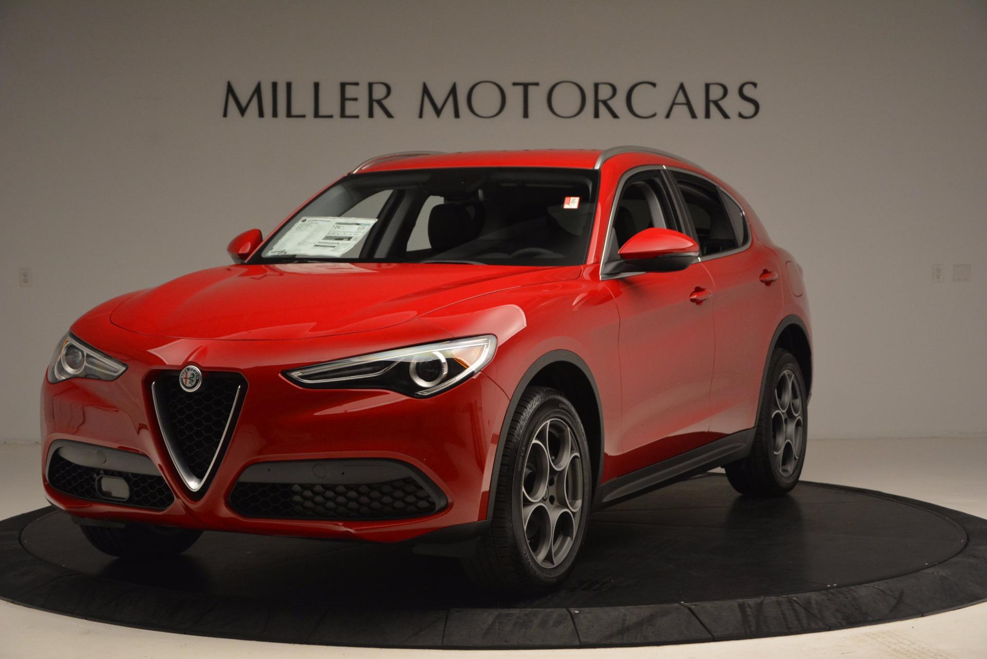 New 2018 Alfa Romeo Stelvio  For Sale In Greenwich, CT 1379_main