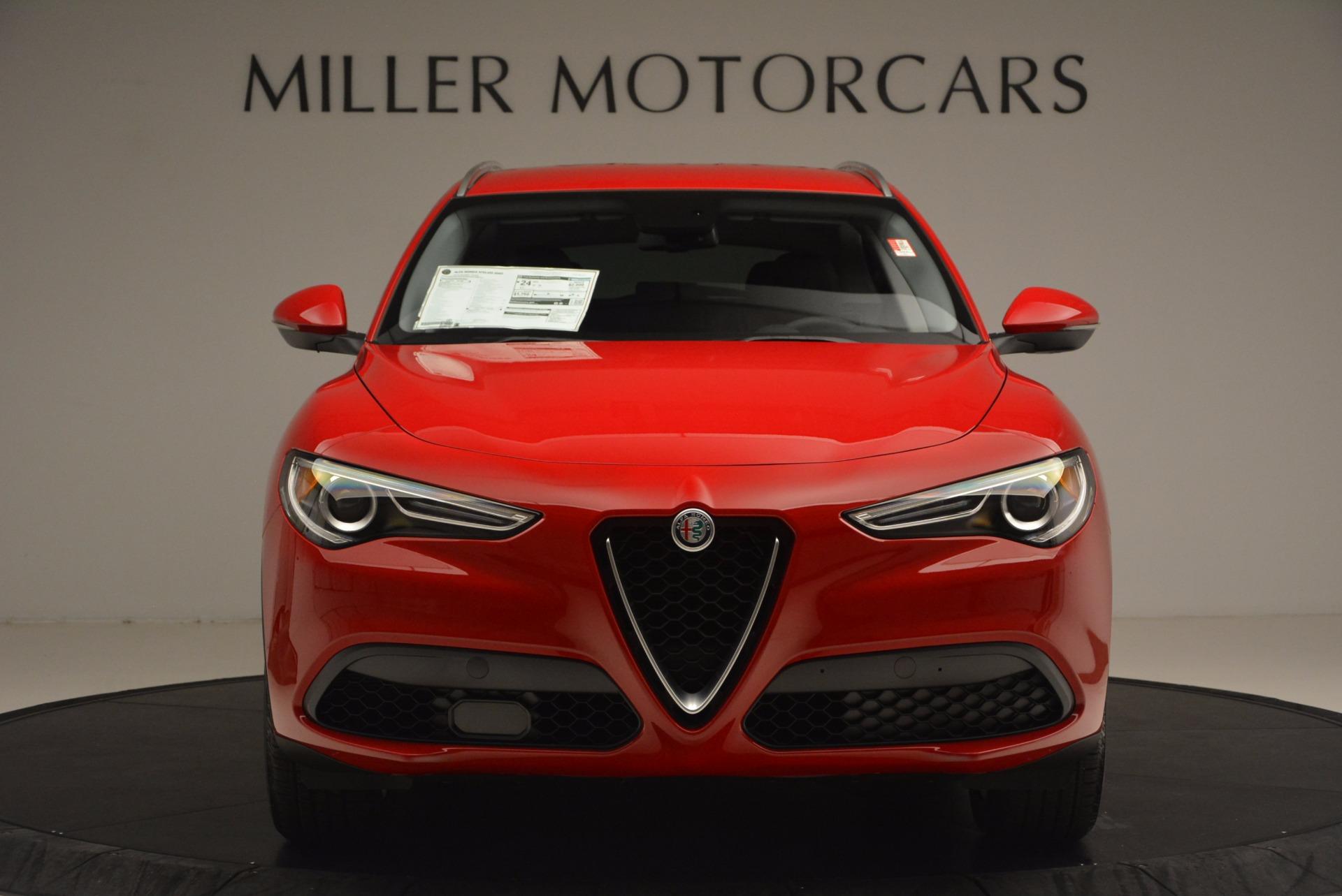 New 2018 Alfa Romeo Stelvio  For Sale In Greenwich, CT 1379_p12