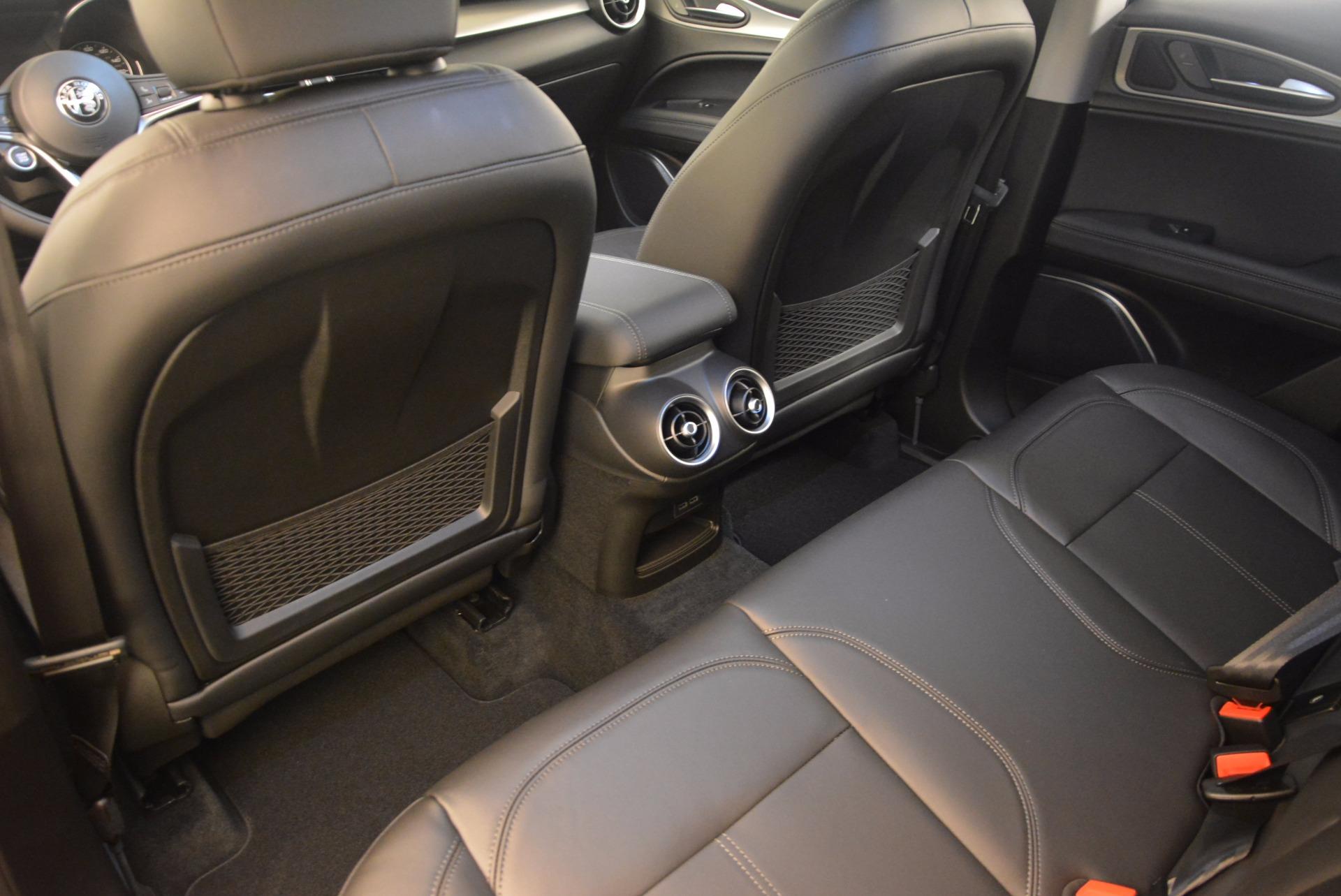 New 2018 Alfa Romeo Stelvio  For Sale In Greenwich, CT 1379_p16