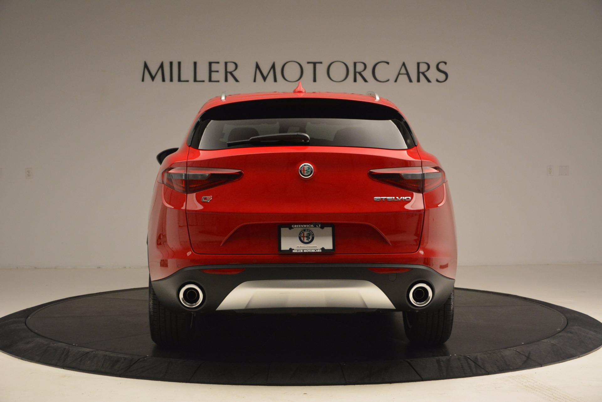 New 2018 Alfa Romeo Stelvio  For Sale In Greenwich, CT 1379_p6