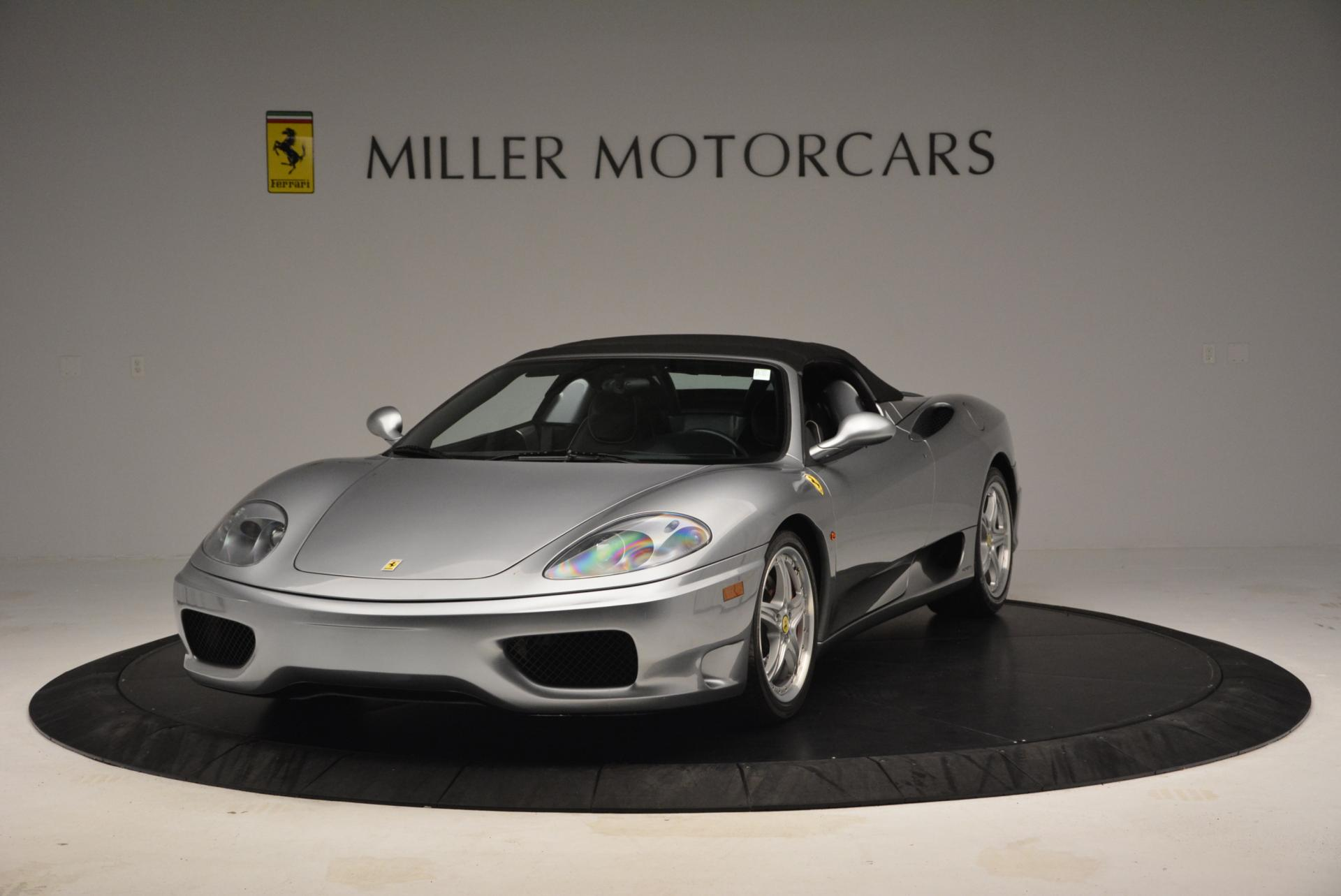 Used 2004 Ferrari 360 Spider 6-Speed Manual  For Sale In Greenwich, CT 138_p13