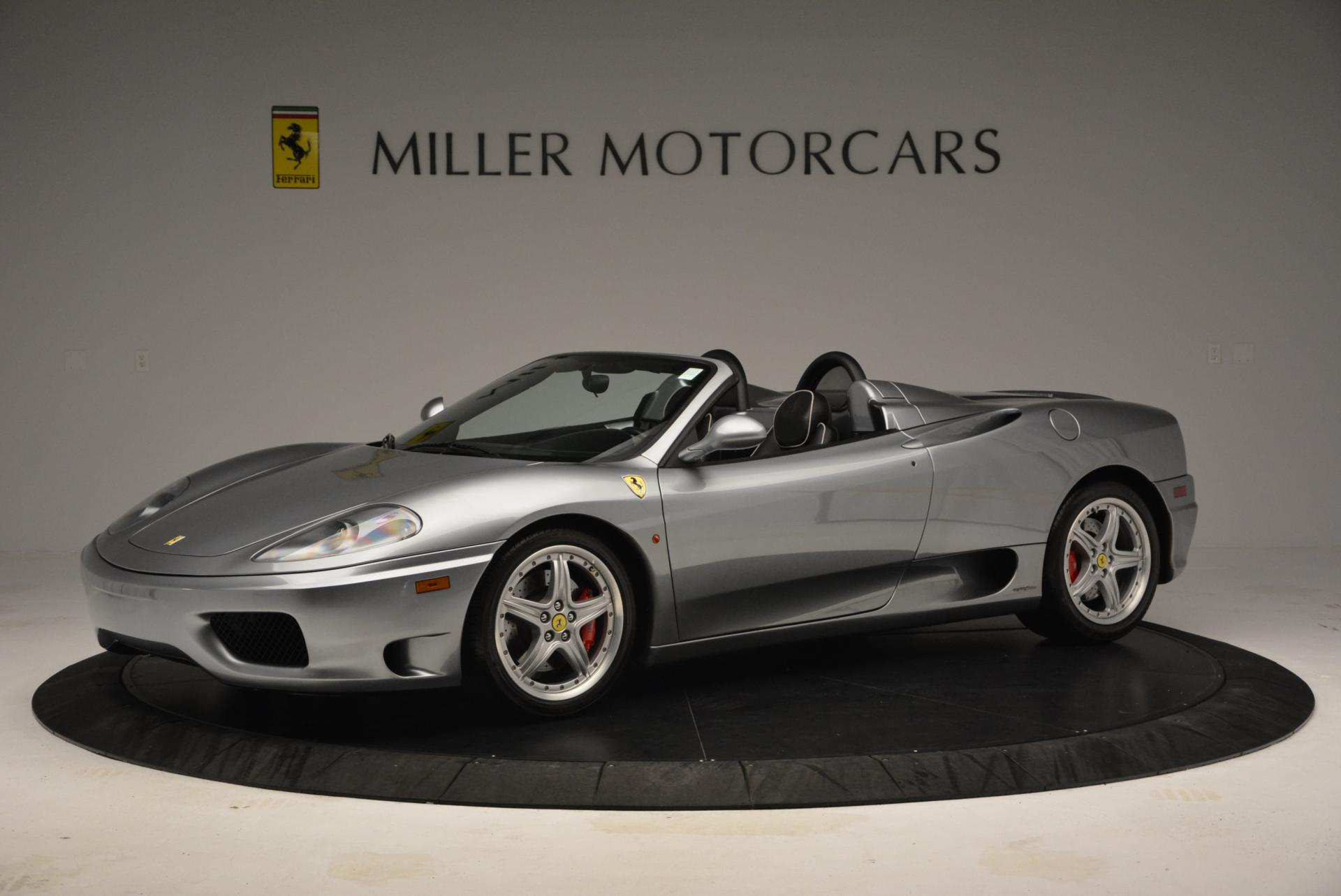 Used 2004 Ferrari 360 Spider 6-Speed Manual  For Sale In Greenwich, CT 138_p2