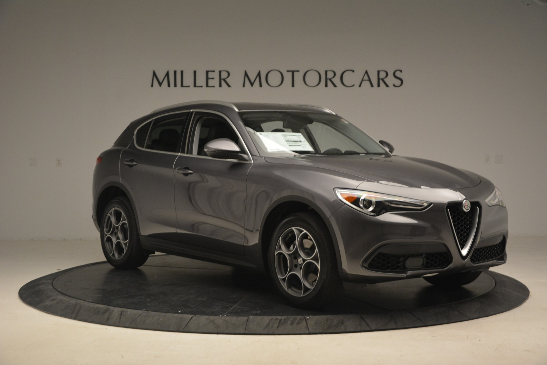 New 2018 Alfa Romeo Stelvio Sport Q4 For Sale In Greenwich, CT 1381_p11
