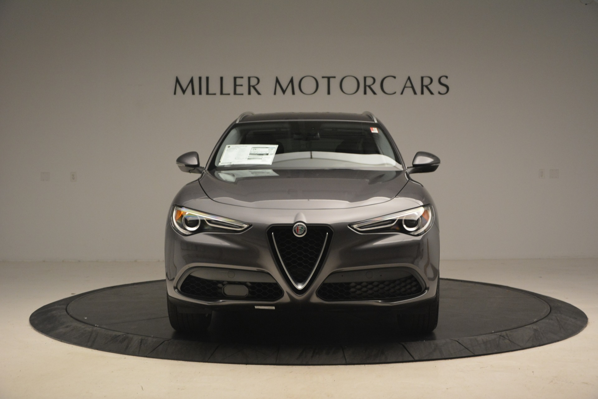 New 2018 Alfa Romeo Stelvio Sport Q4 For Sale In Greenwich, CT 1381_p12