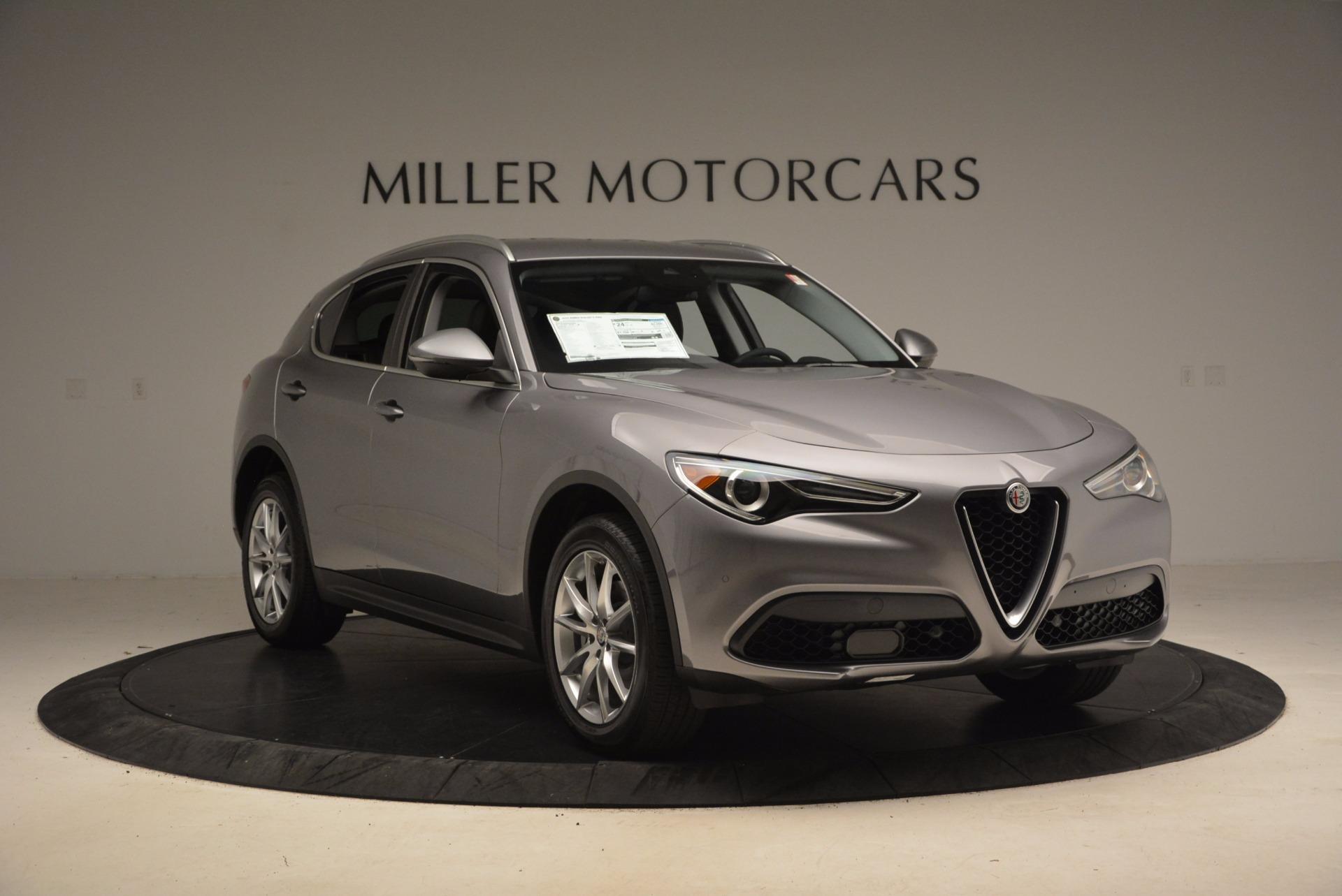 New 2018 Alfa Romeo Stelvio Ti Q4 For Sale In Greenwich, CT 1383_p11